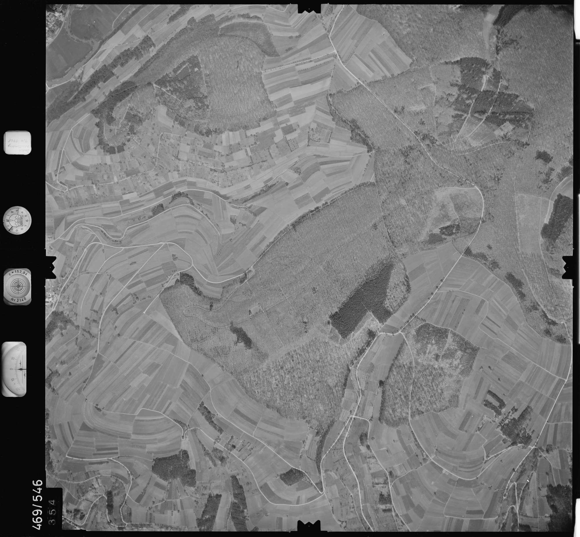 Luftbild: Film 101 Bildnr. 354, Bild 1
