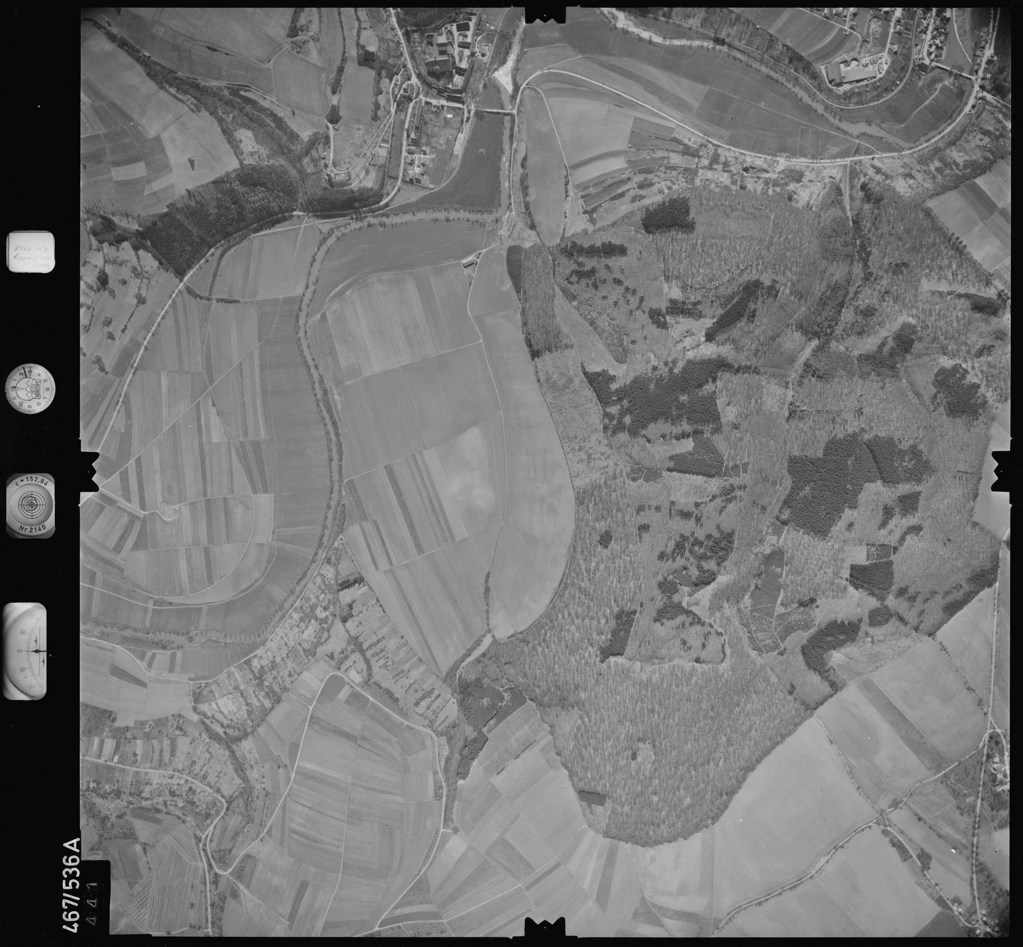 Luftbild: Film 101 Bildnr. 441, Bild 1