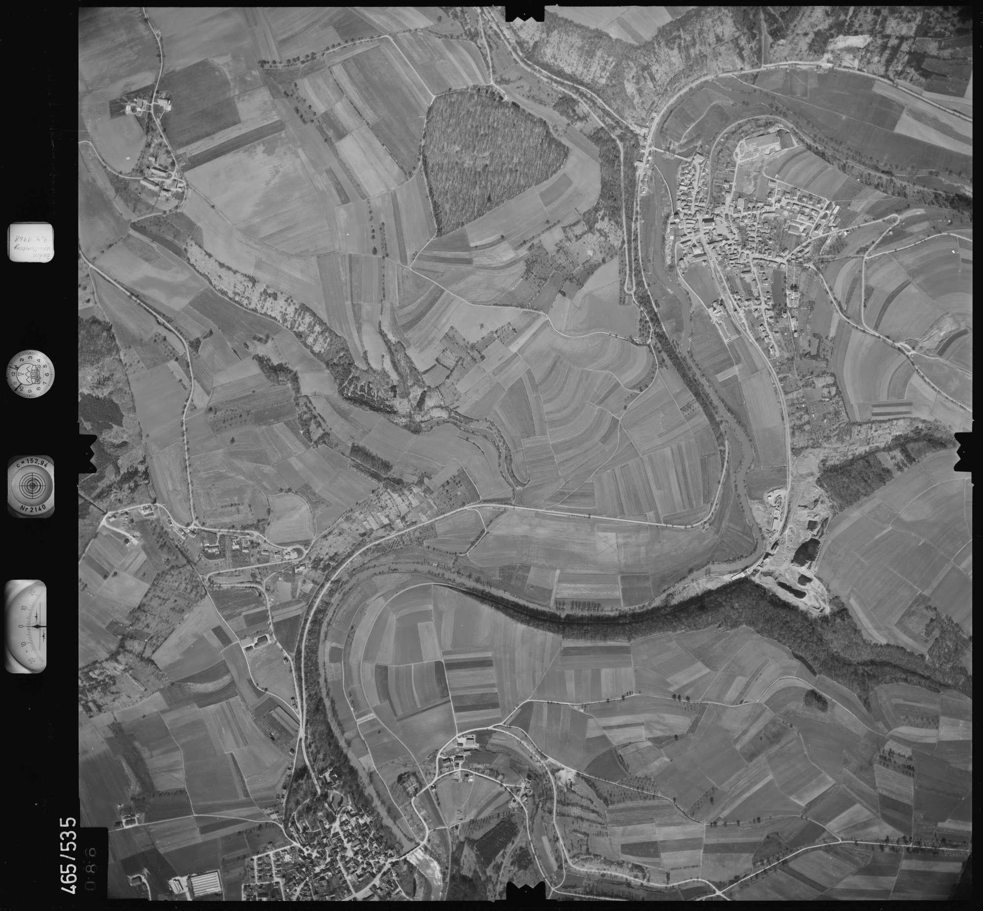 Luftbild: Film 102 Bildnr. 86, Bild 1