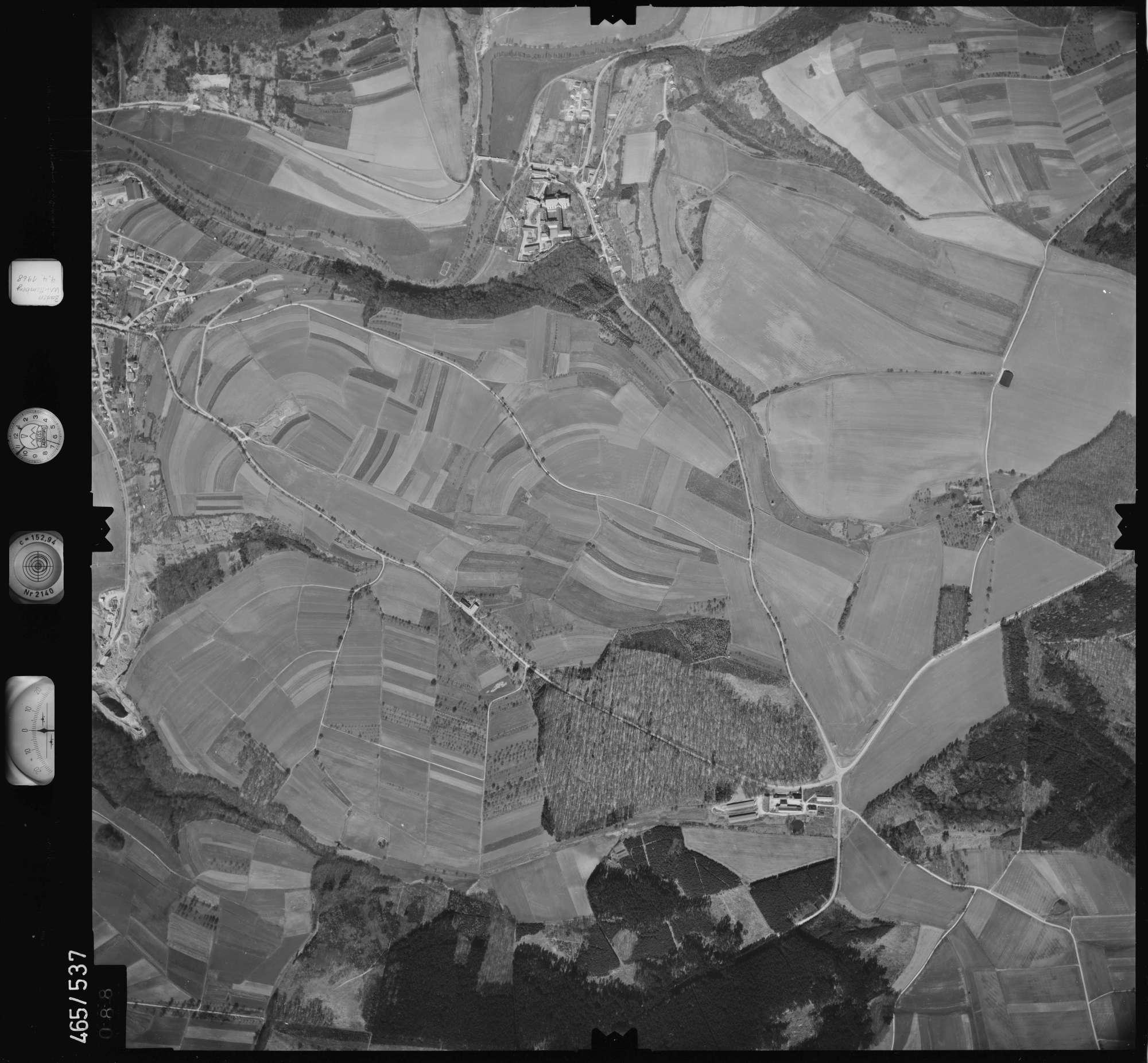 Luftbild: Film 102 Bildnr. 88, Bild 1