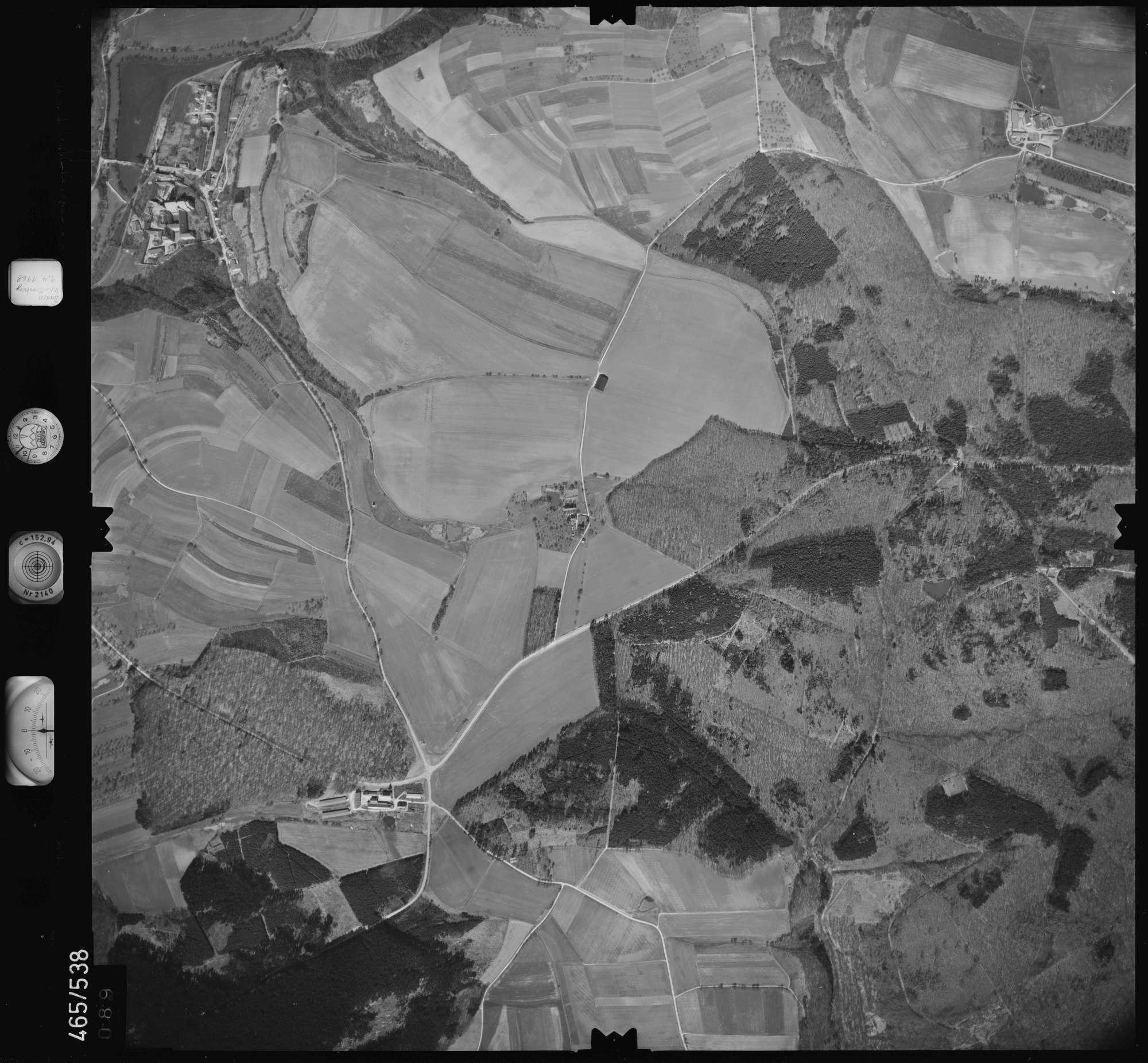 Luftbild: Film 102 Bildnr. 89, Bild 1