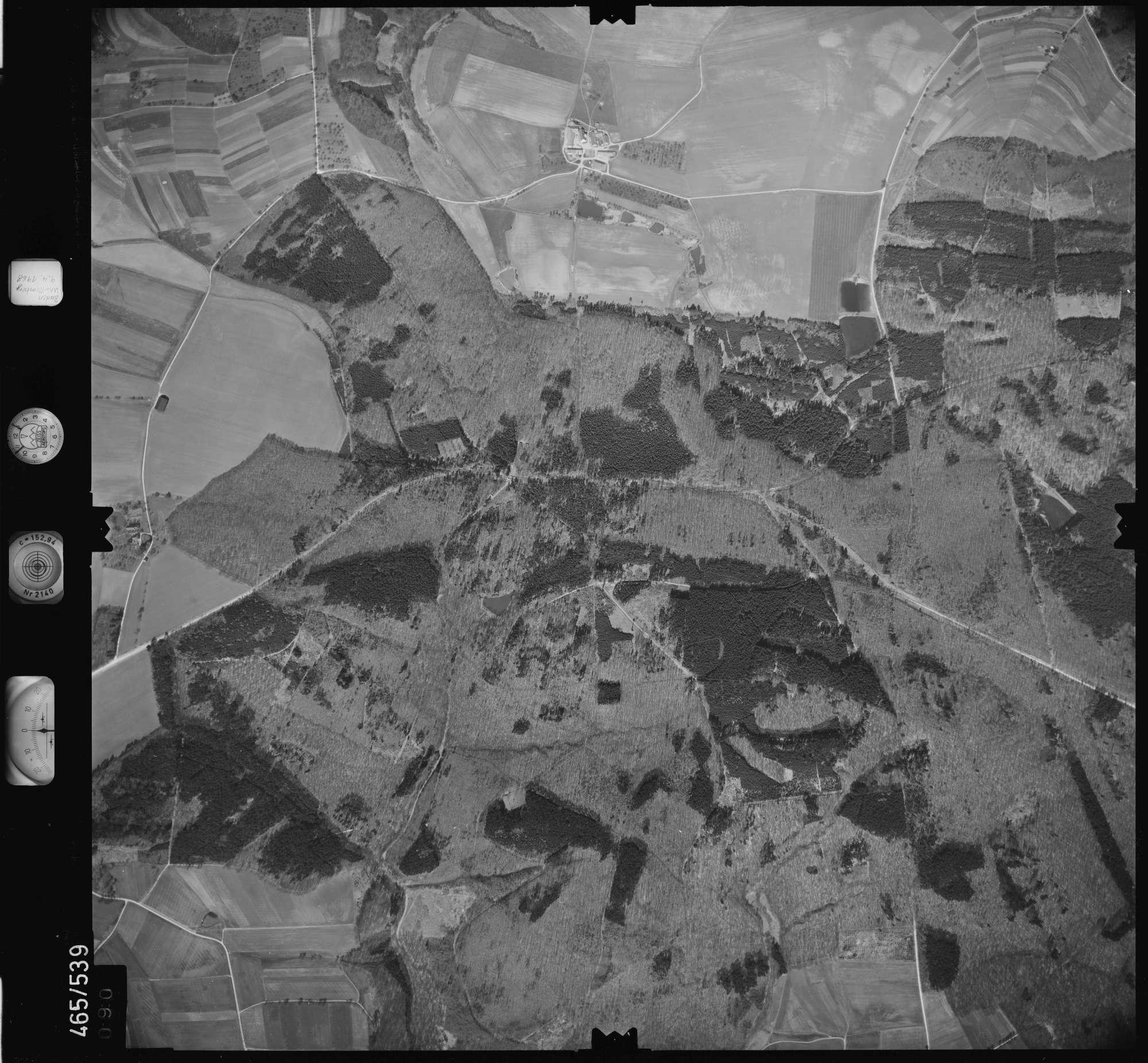 Luftbild: Film 102 Bildnr. 90, Bild 1