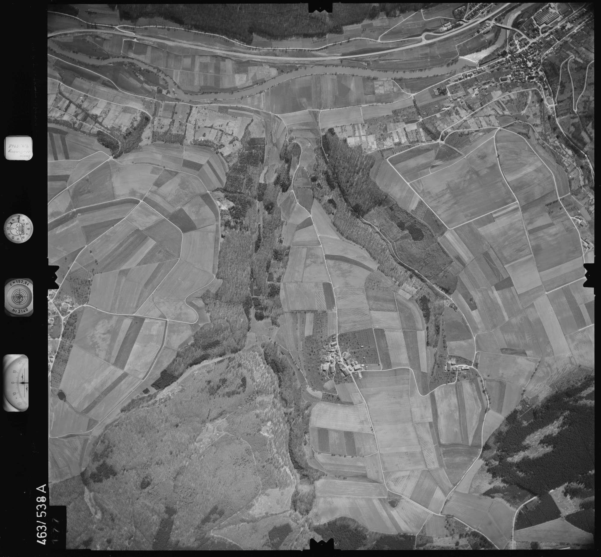 Luftbild: Film 102 Bildnr. 177, Bild 1