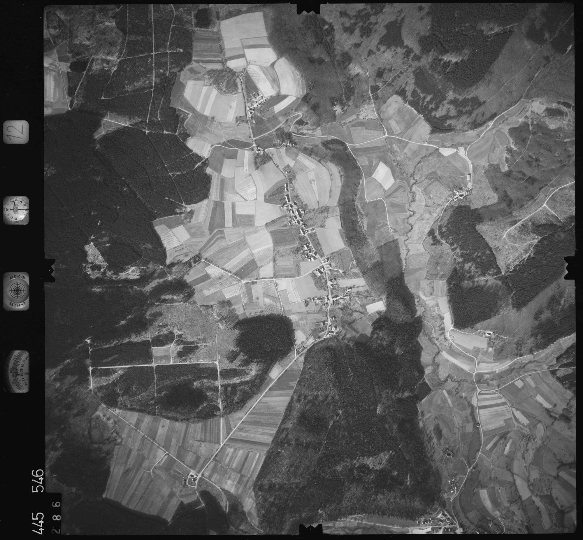 Luftbild: Film 12 Bildnr. 286, Bild 1