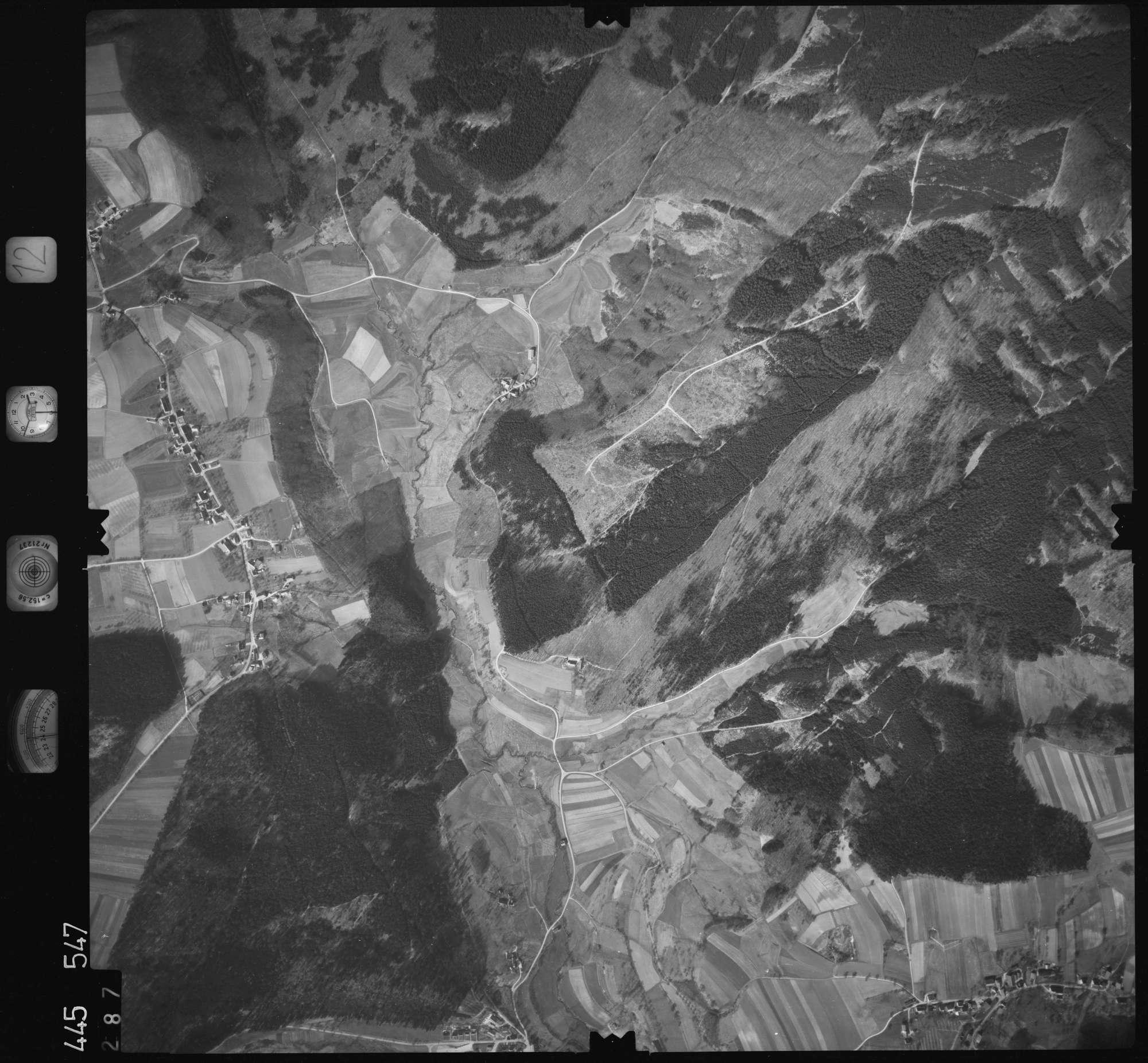 Luftbild: Film 12 Bildnr. 287, Bild 1