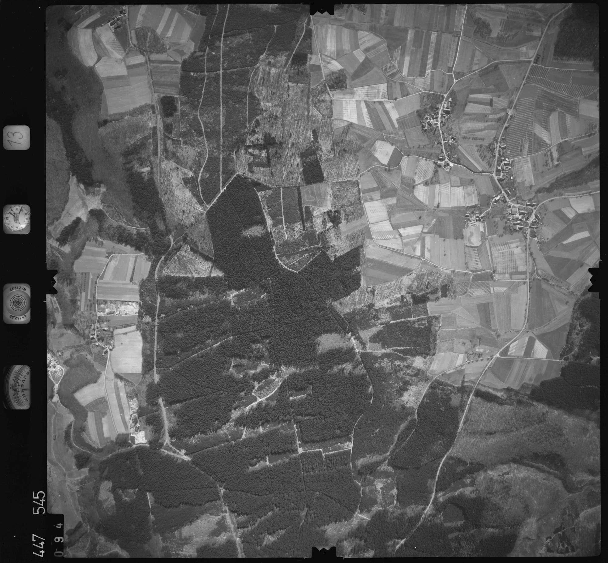 Luftbild: Film 13 Bildnr. 94, Bild 1