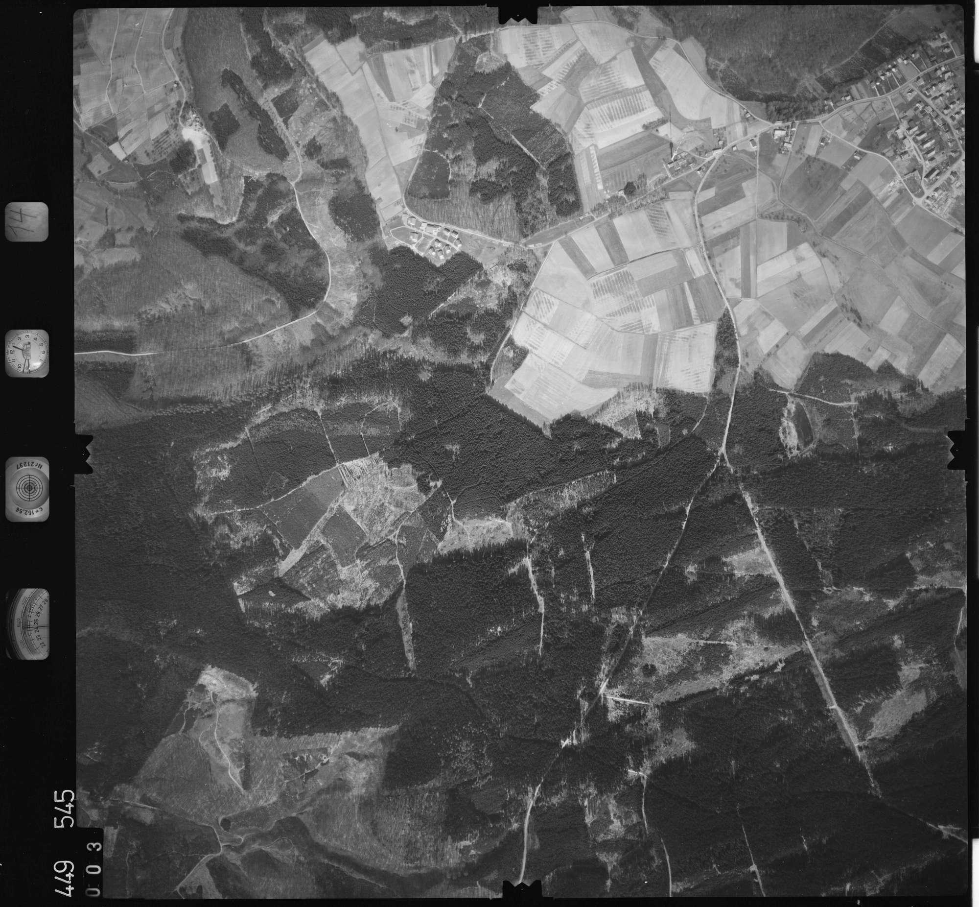 Luftbild: Film 14 Bildnr. 3, Bild 1
