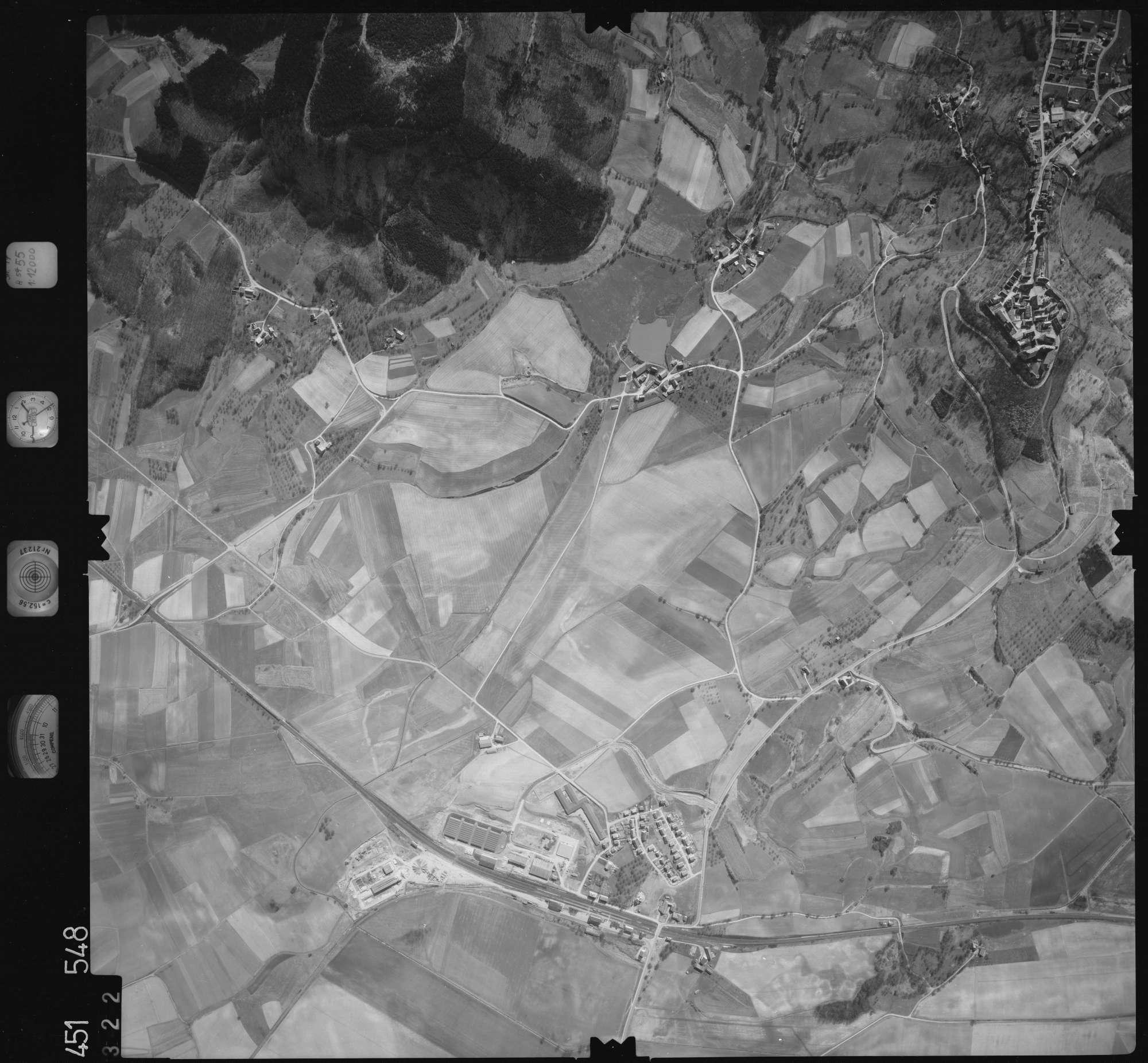 Luftbild: Film 15 Bildnr. 322, Bild 1