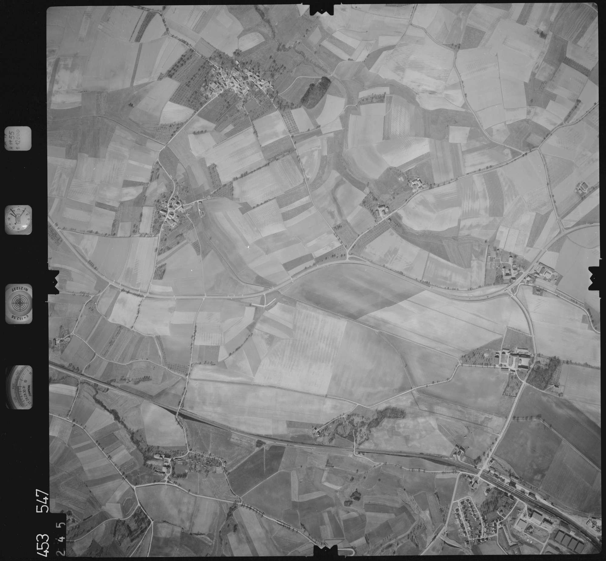 Luftbild: Film 16 Bildnr. 245, Bild 1