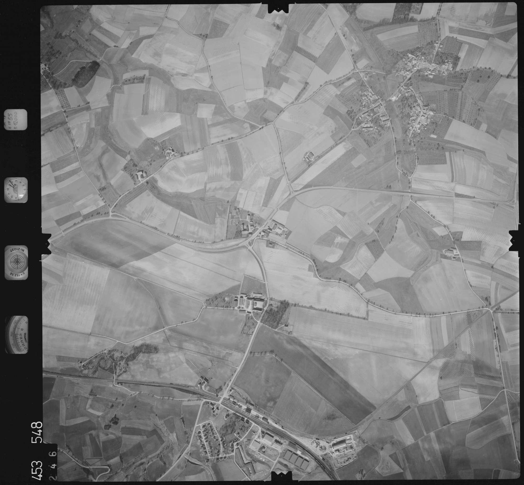 Luftbild: Film 16 Bildnr. 246, Bild 1