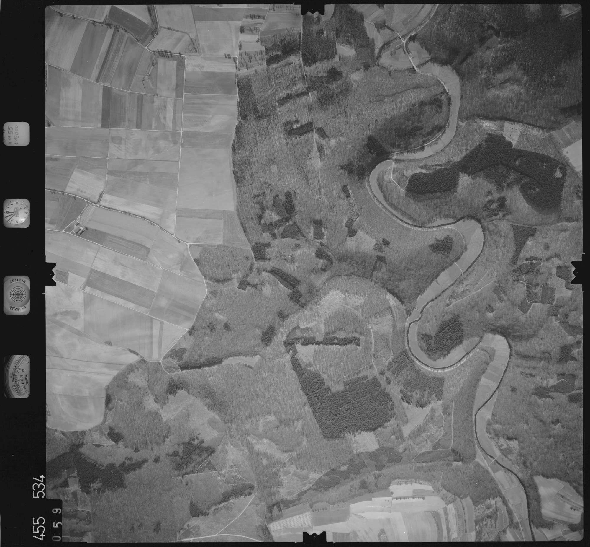 Luftbild: Film 17 Bildnr. 59, Bild 1