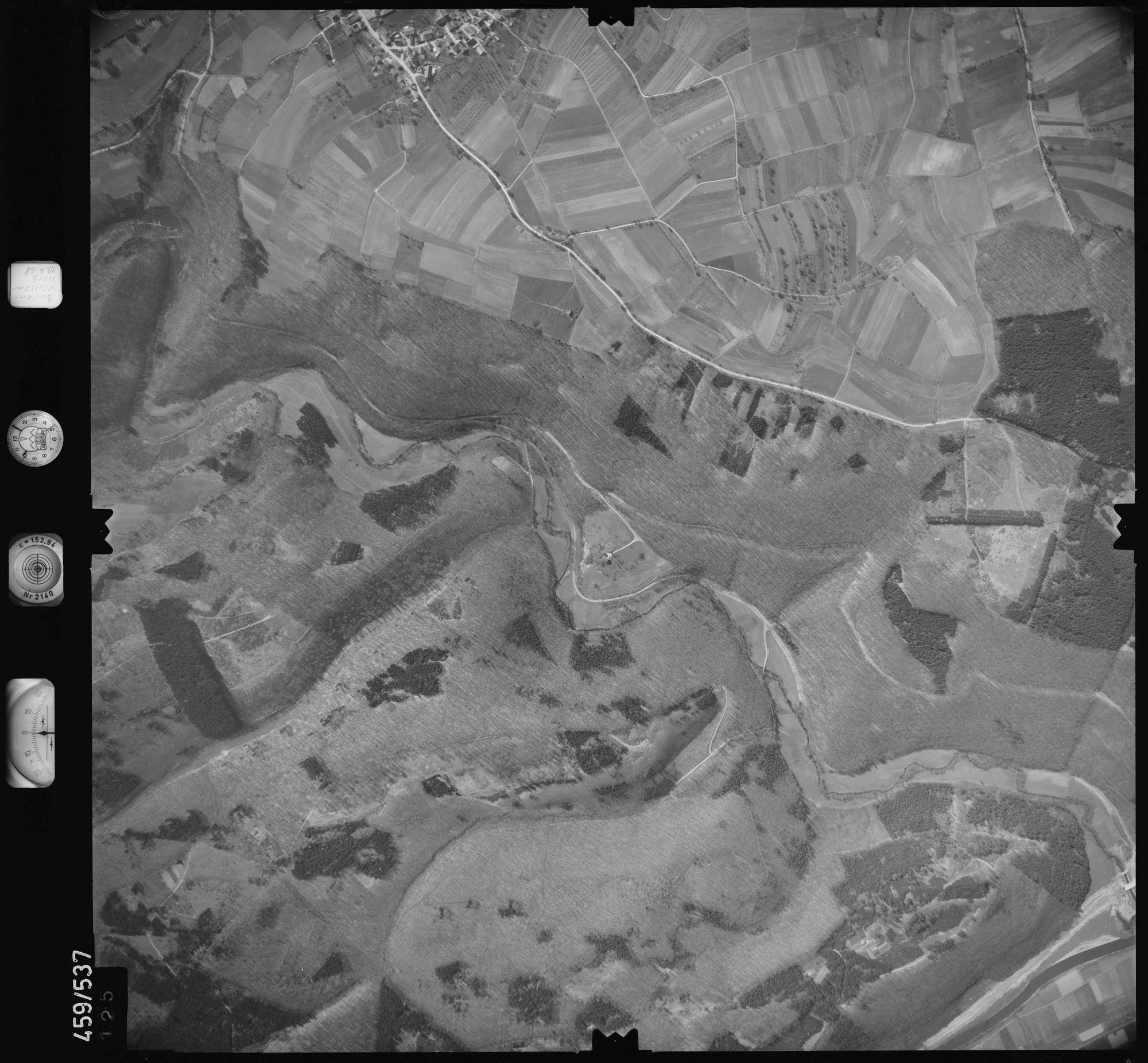 Luftbild: Film 103 Bildnr. 125, Bild 1