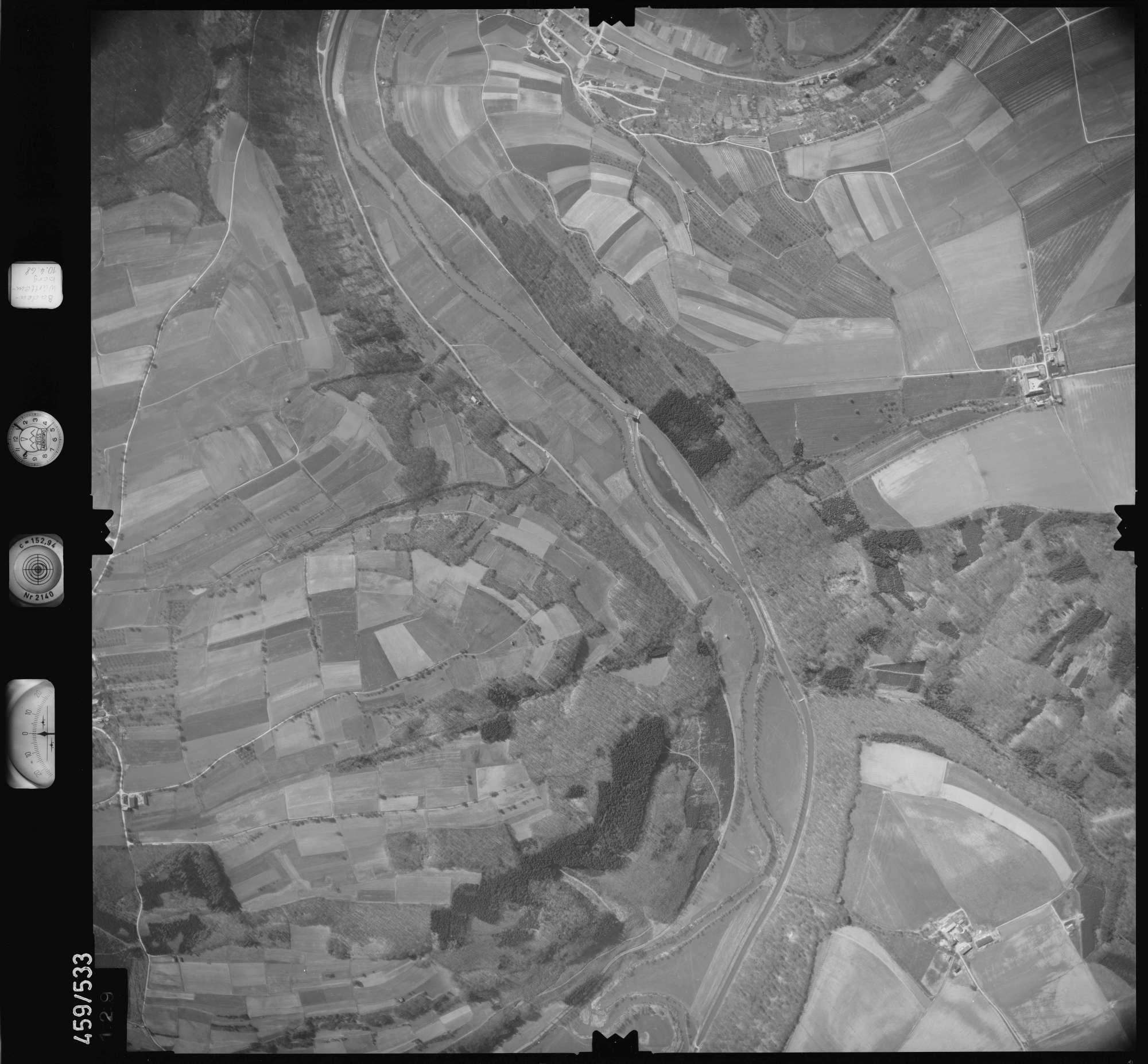 Luftbild: Film 103 Bildnr. 129, Bild 1