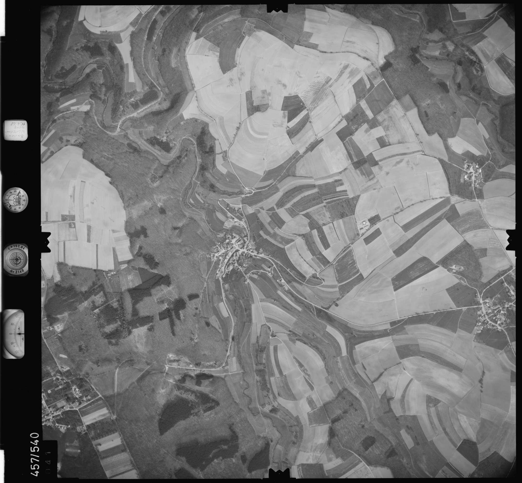 Luftbild: Film 105 Bildnr. 41, Bild 1