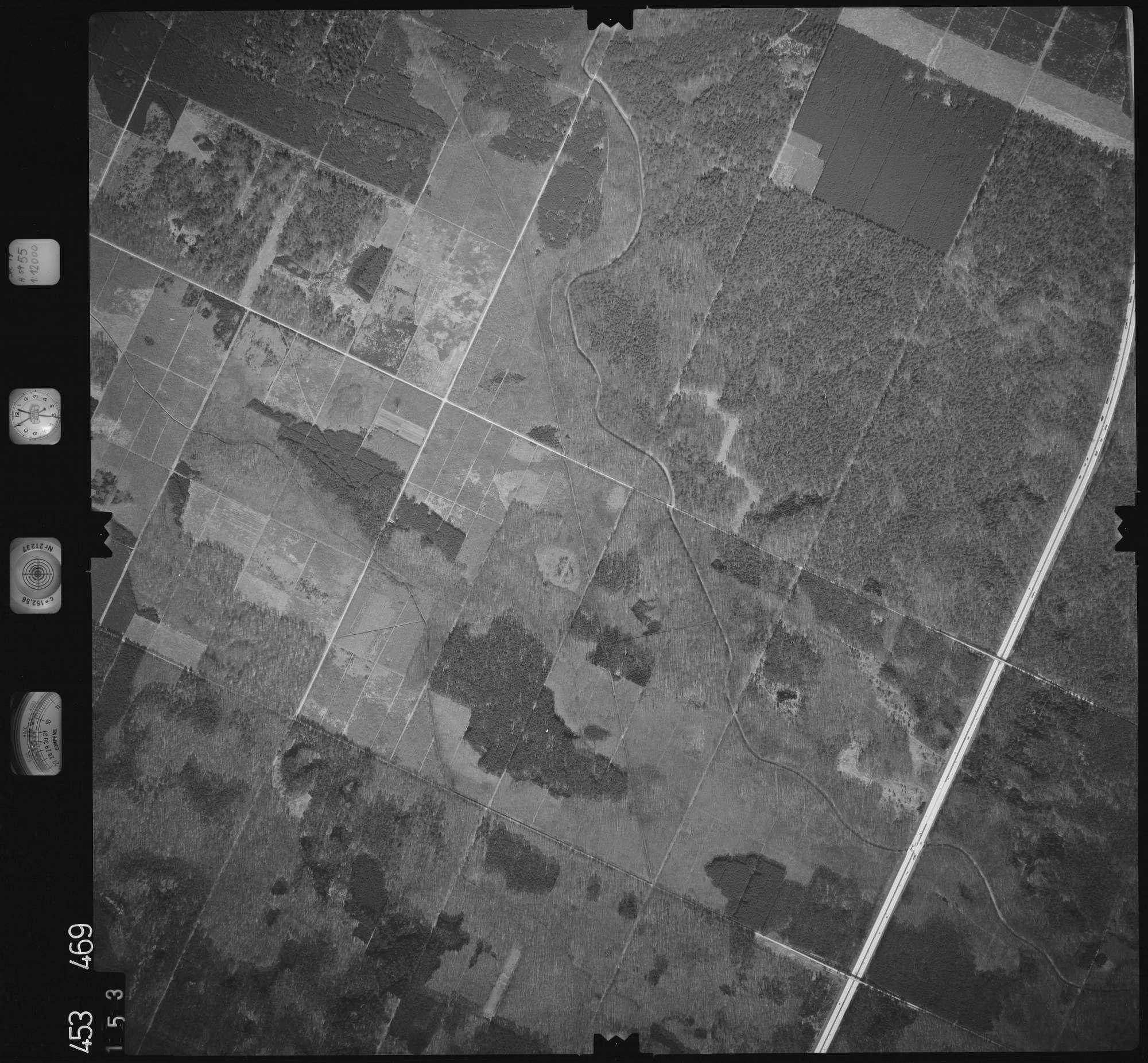 Luftbild: Film 16 Bildnr. 153, Bild 1