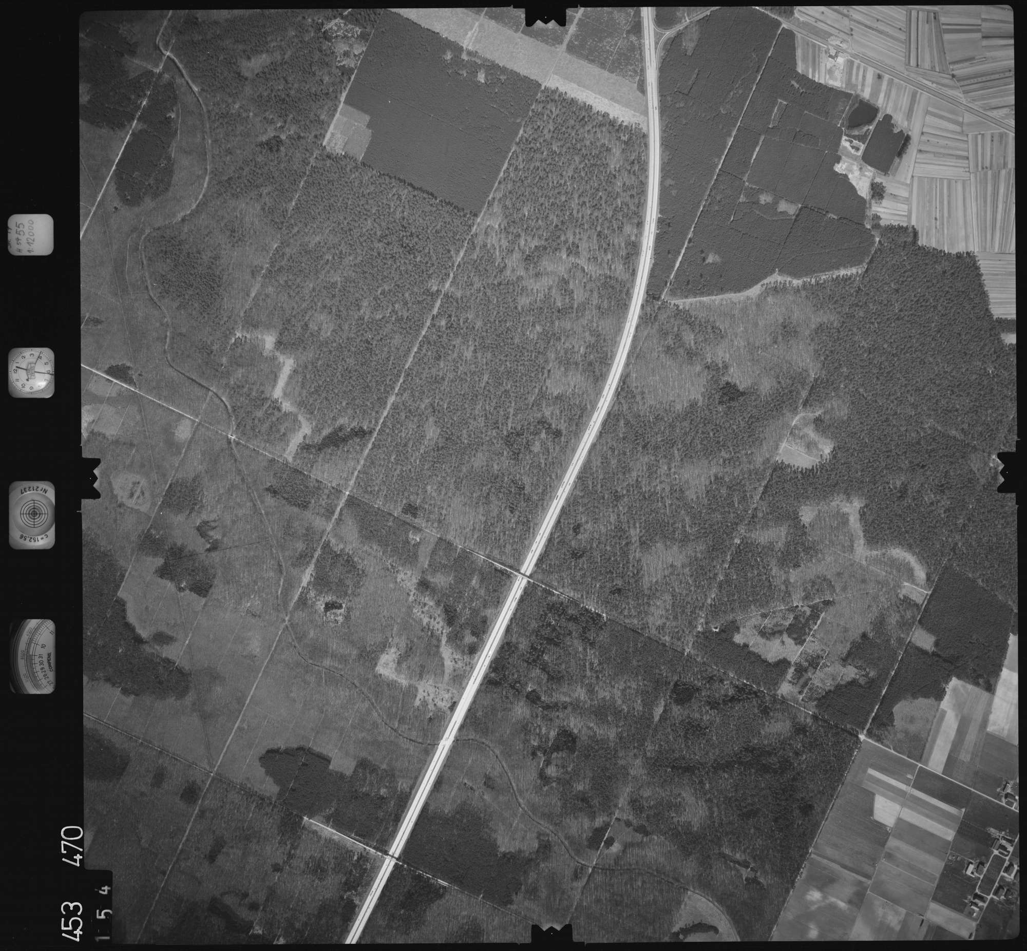 Luftbild: Film 16 Bildnr. 154, Bild 1