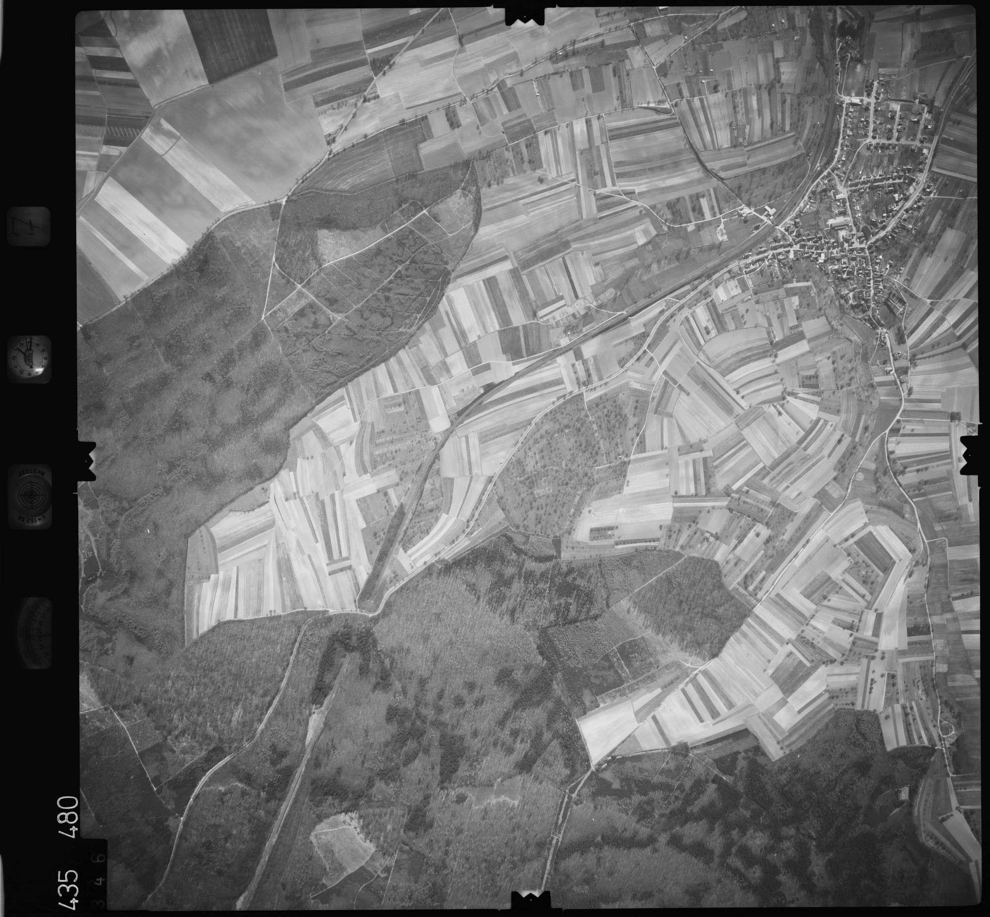 Luftbild: Film 7 Bildnr. 346, Bild 1