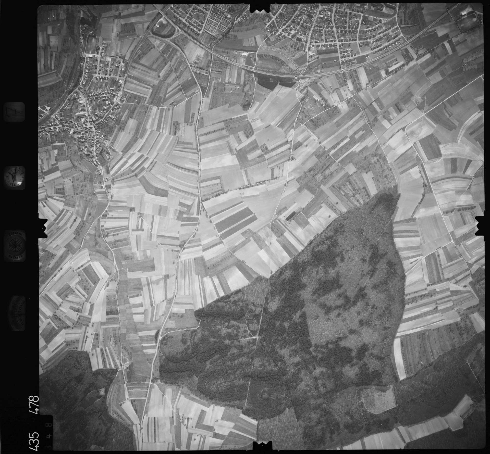 Luftbild: Film 7 Bildnr. 348, Bild 1