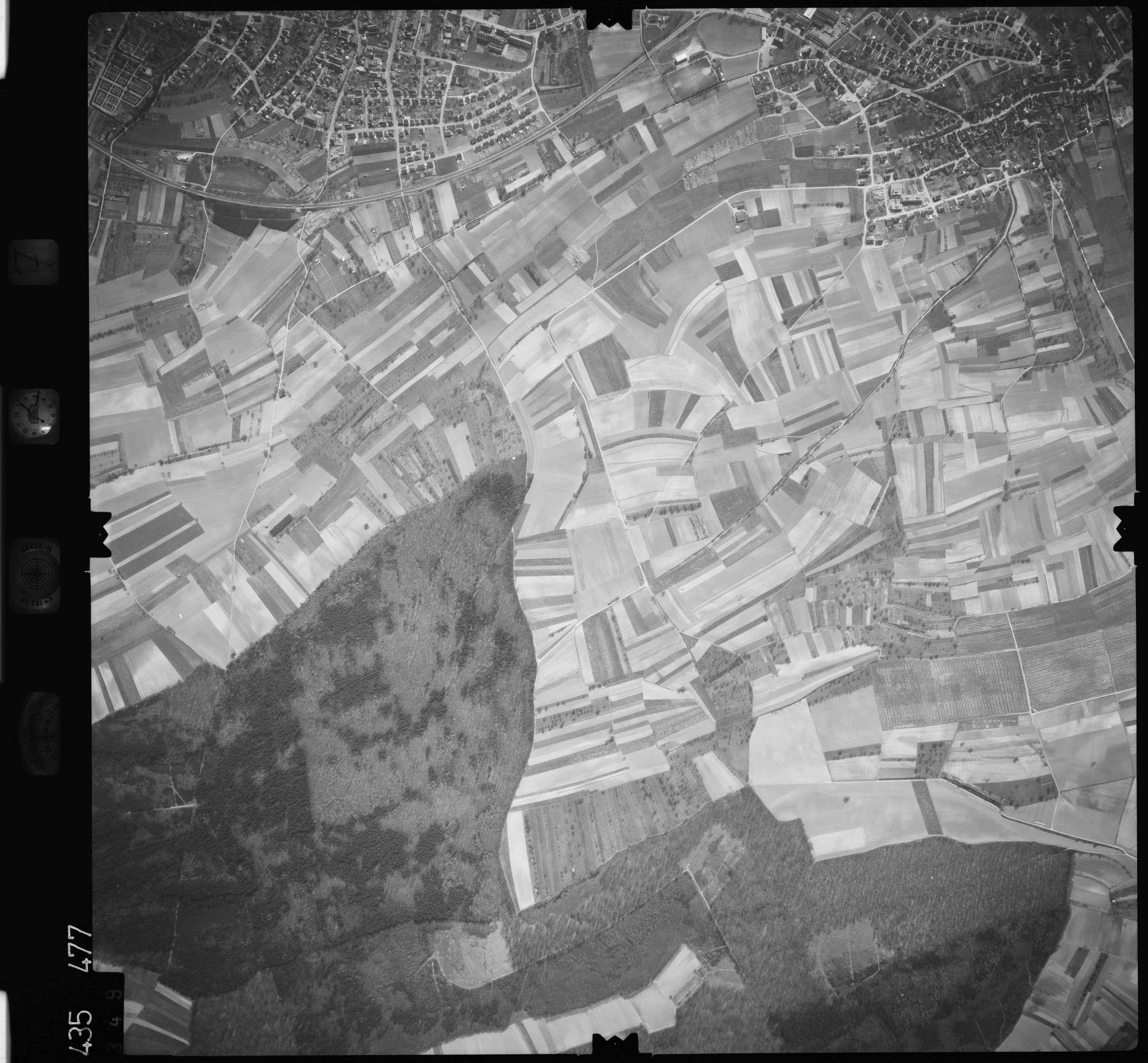 Luftbild: Film 7 Bildnr. 349, Bild 1