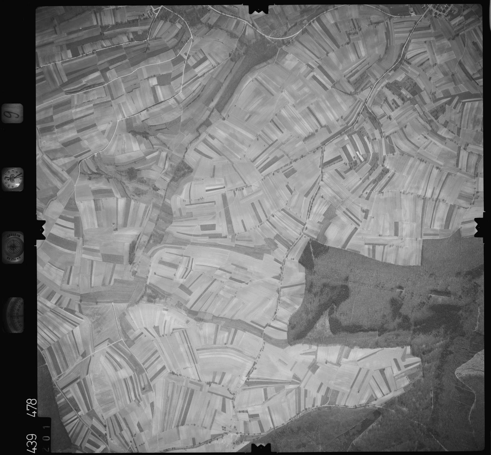 Luftbild: Film 9 Bildnr. 201, Bild 1