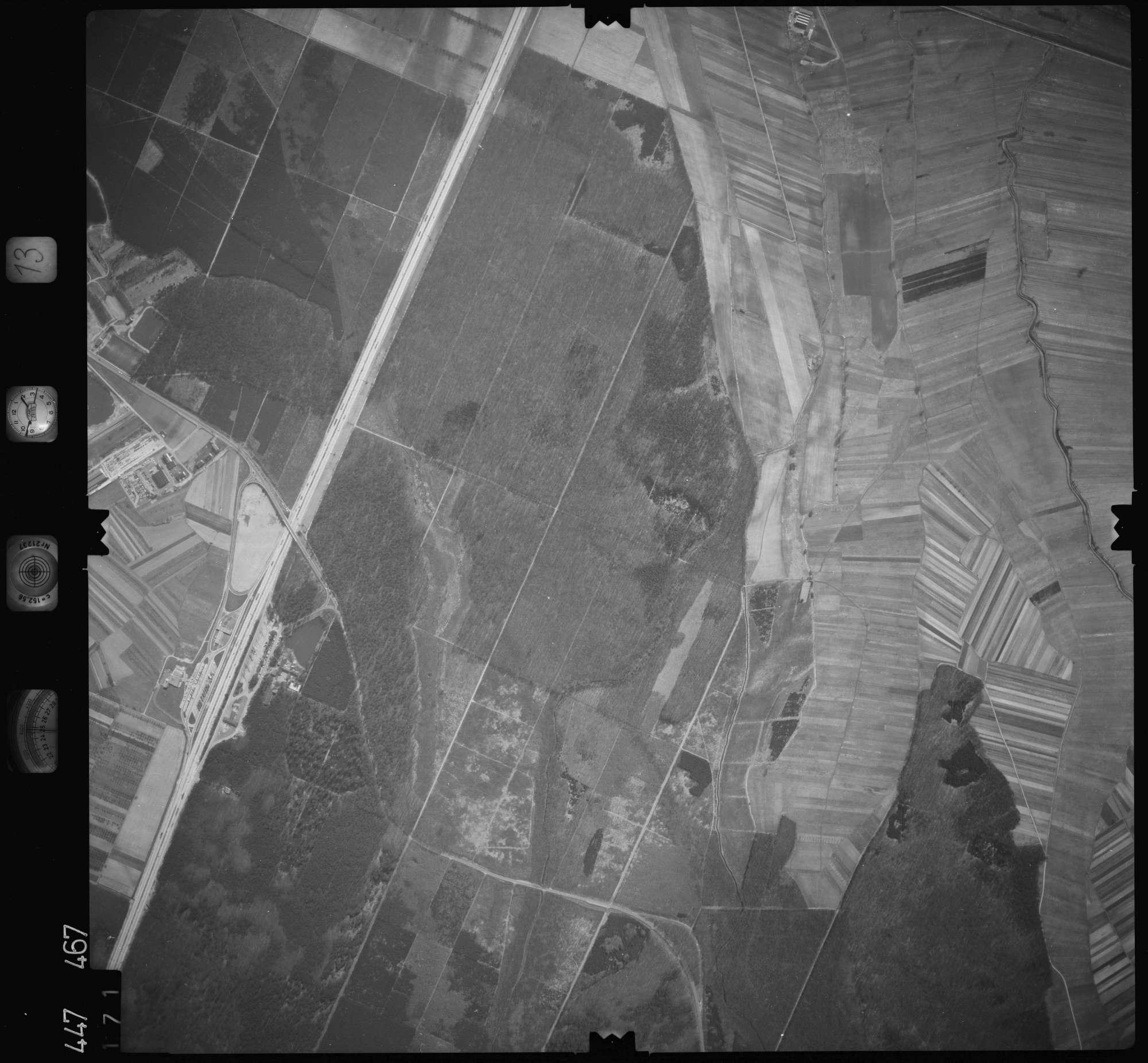 Luftbild: Film 13 Bildnr. 171, Bild 1