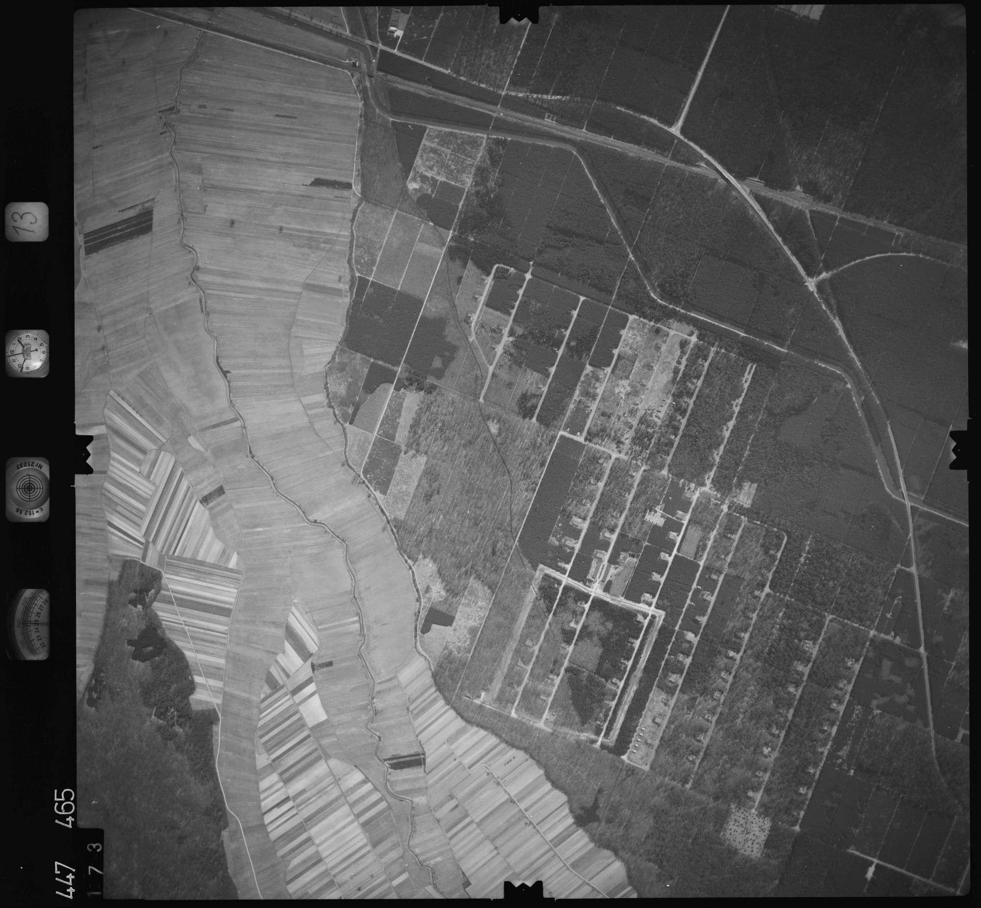 Luftbild: Film 13 Bildnr. 173, Bild 1