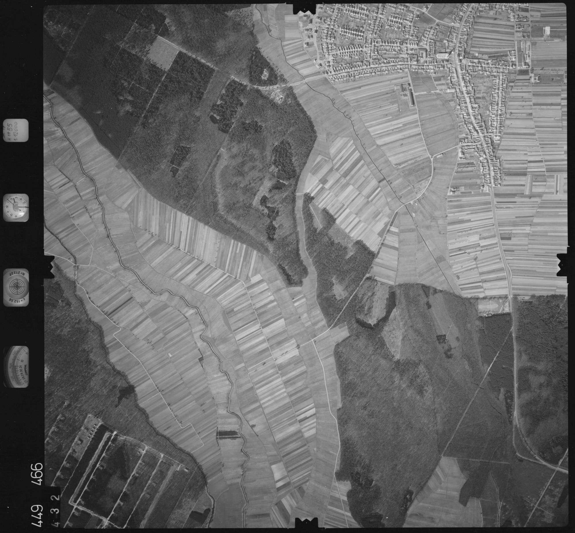 Luftbild: Film 14 Bildnr. 432, Bild 1