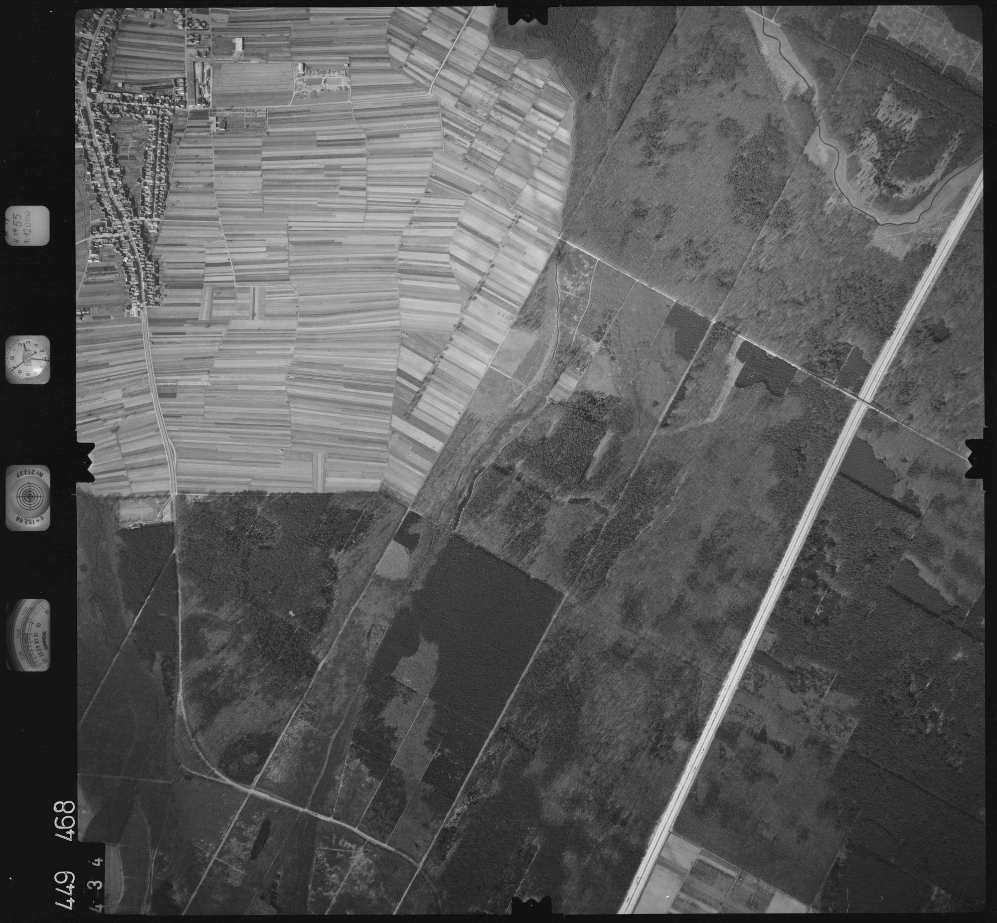 Luftbild: Film 14 Bildnr. 434, Bild 1