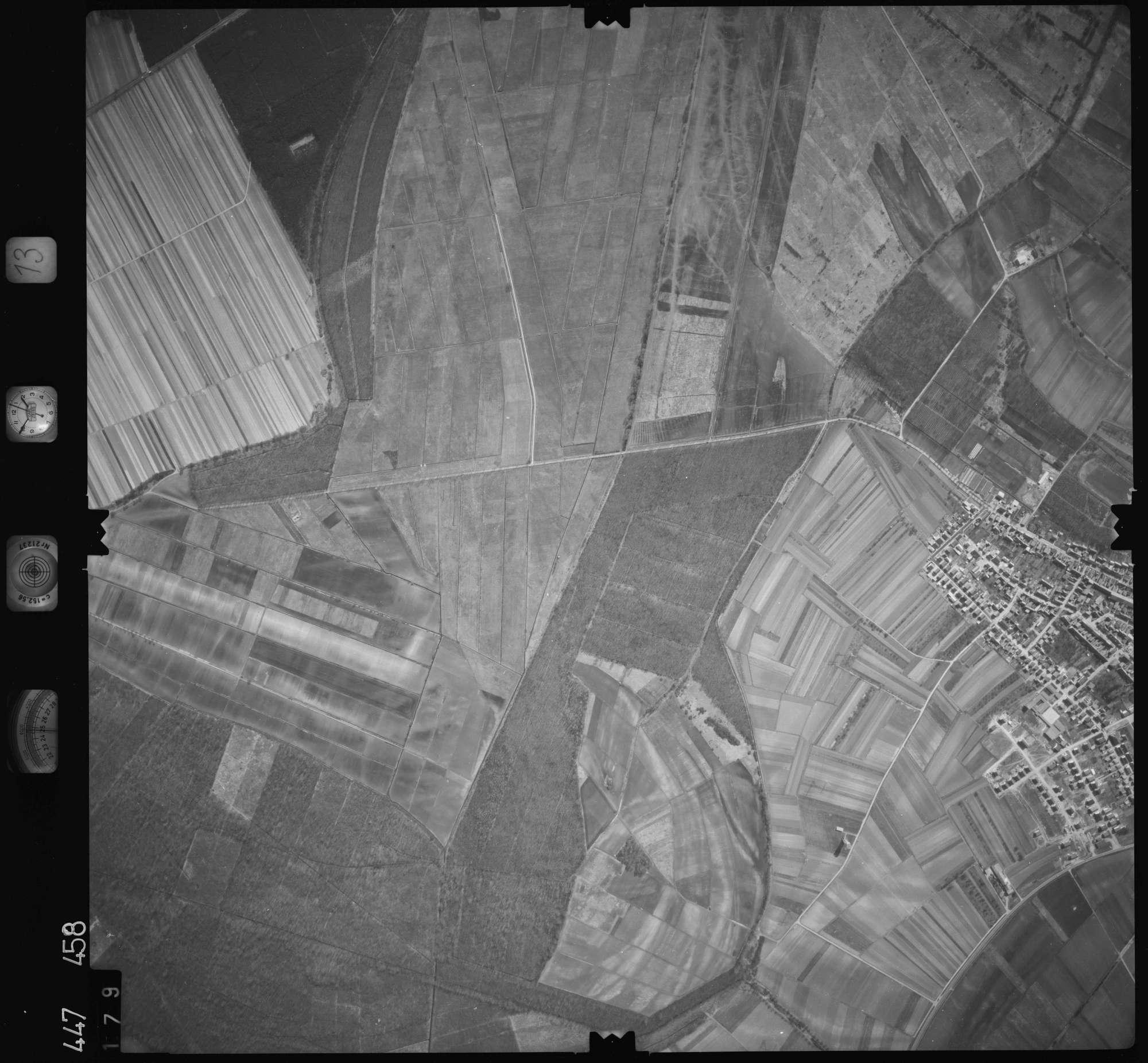 Luftbild: Film 13 Bildnr. 179, Bild 1