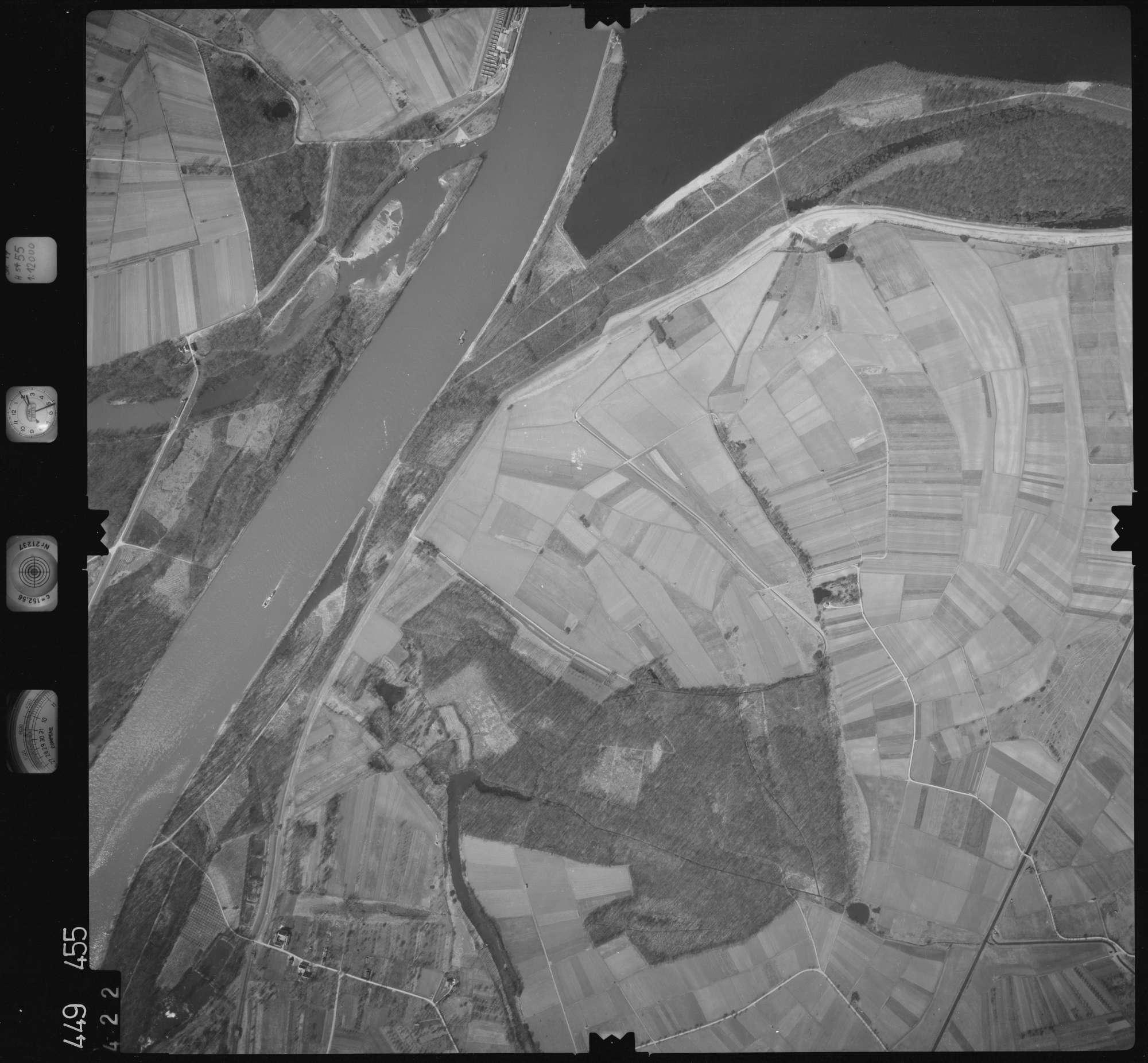 Luftbild: Film 14 Bildnr. 422, Bild 1