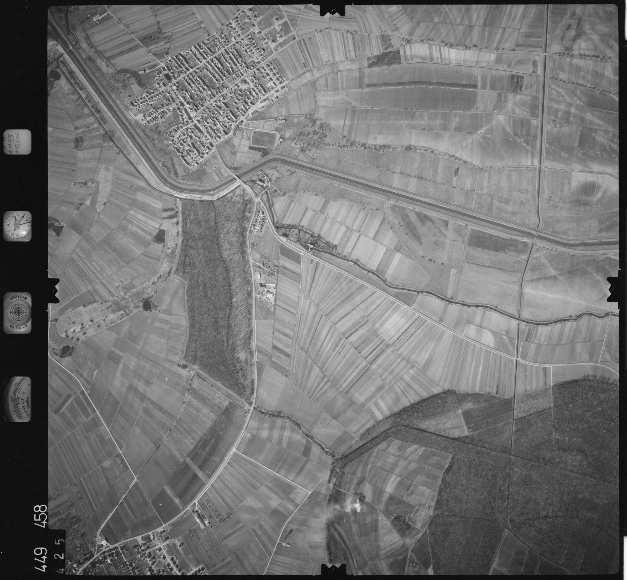 Luftbild: Film 14 Bildnr. 425, Bild 1