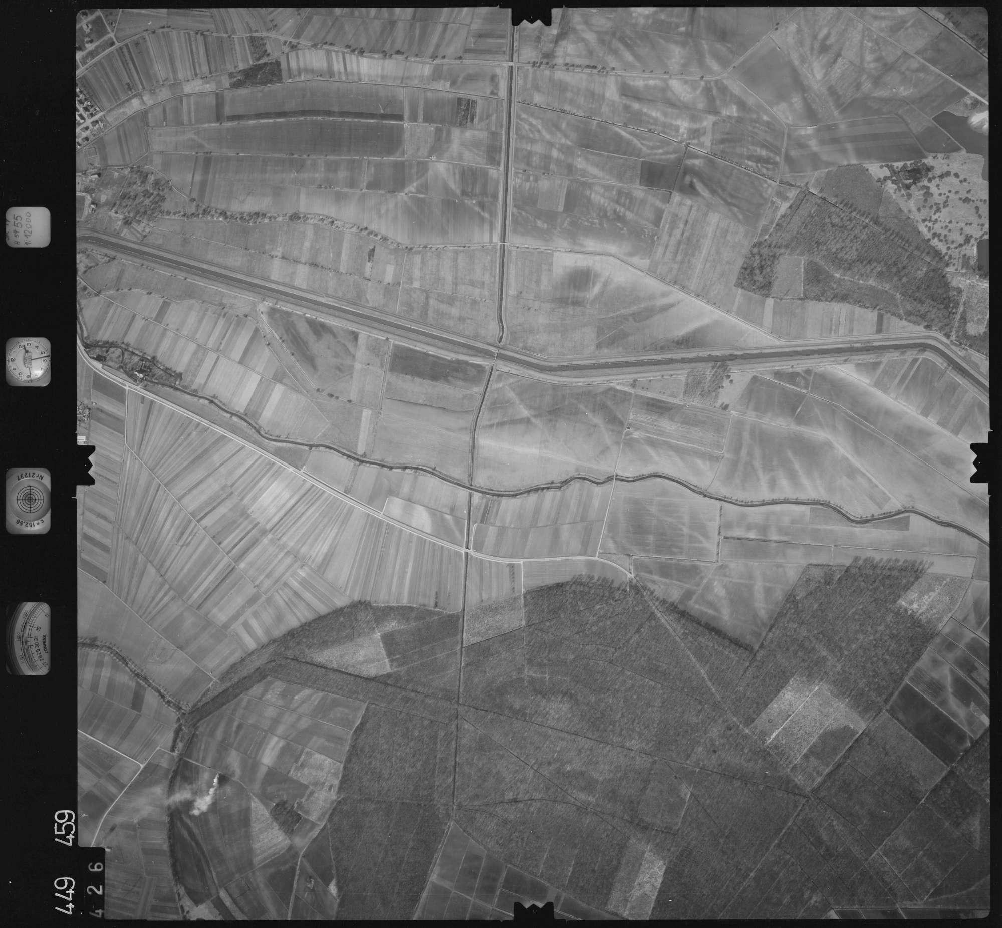 Luftbild: Film 14 Bildnr. 426, Bild 1