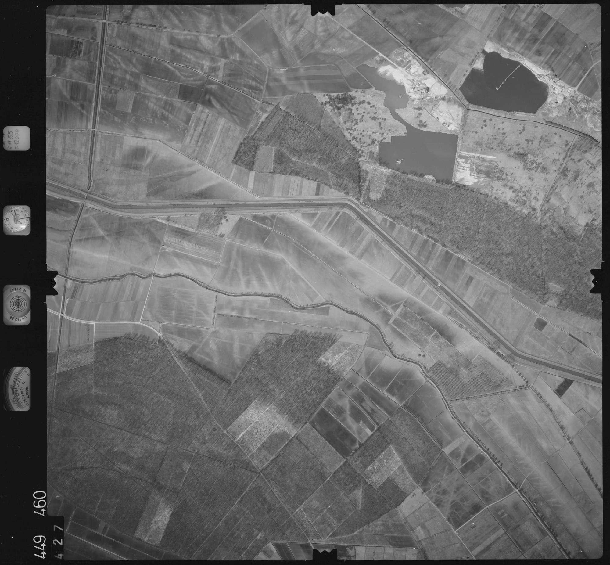 Luftbild: Film 14 Bildnr. 427, Bild 1