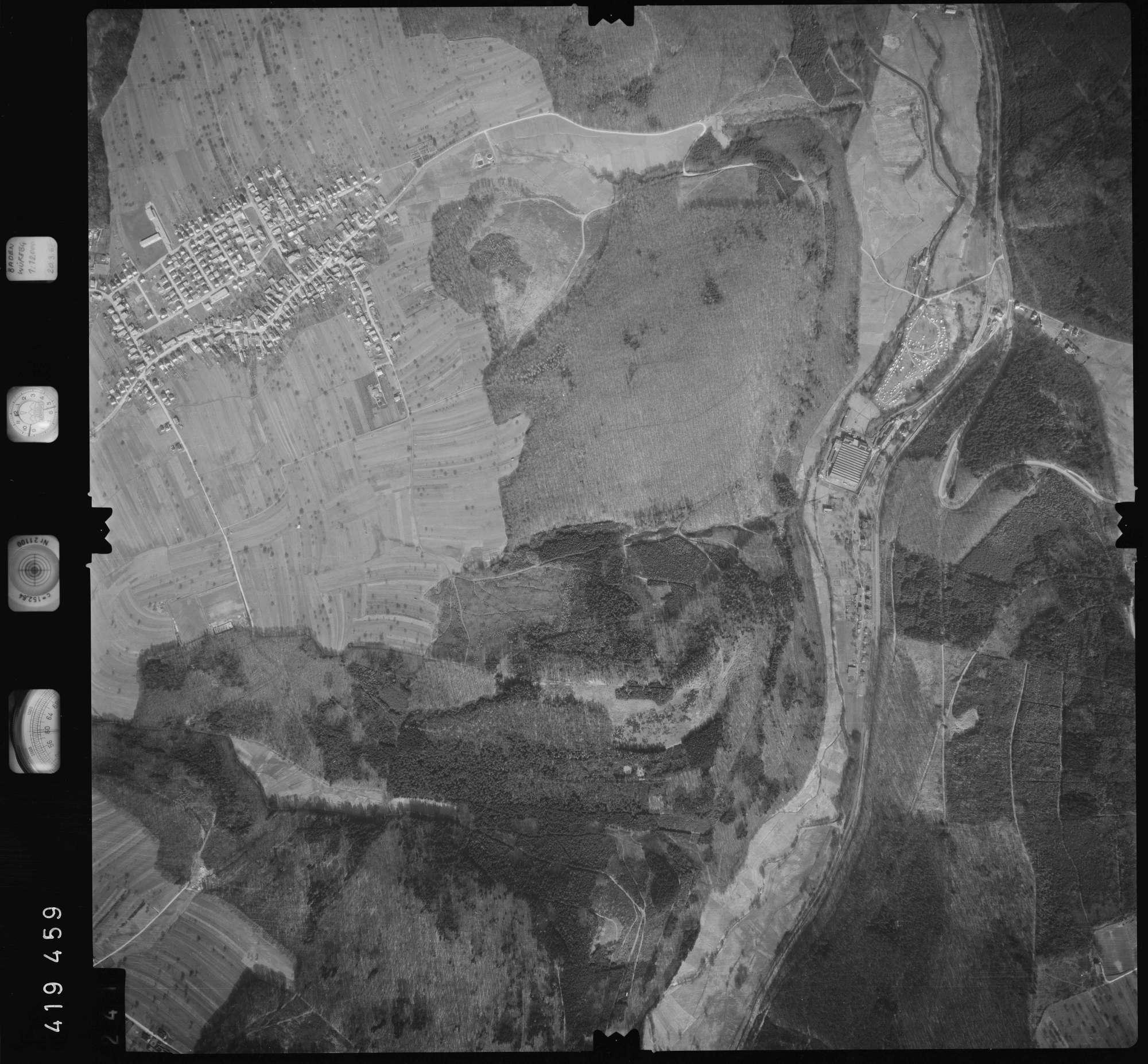 Luftbild: Film 1 Bildnr. 241, Bild 1
