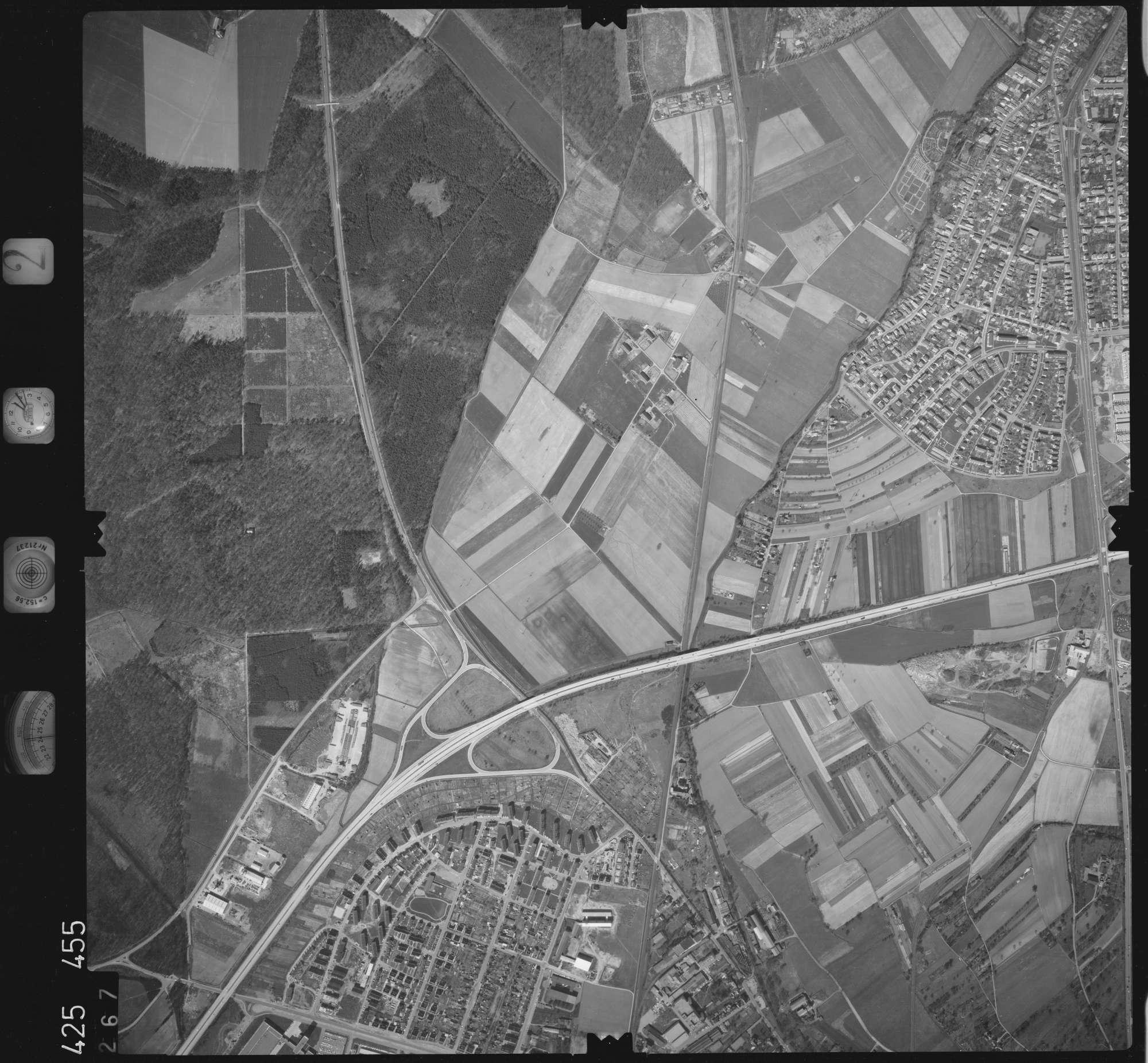 Luftbild: Film 2 Bildnr. 267, Bild 1