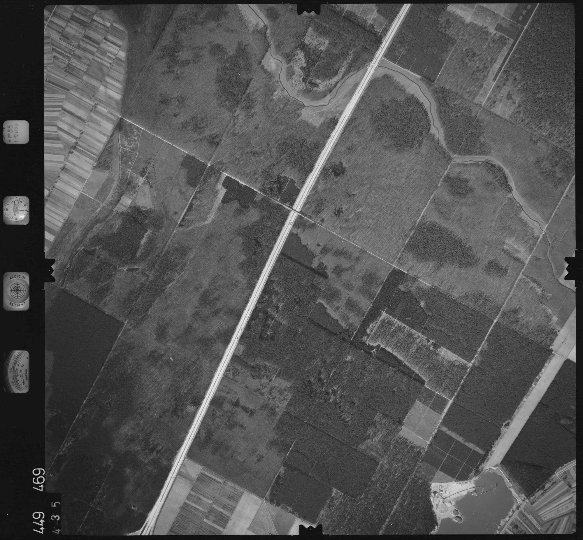 Luftbild: Film 14 Bildnr. 435, Bild 1