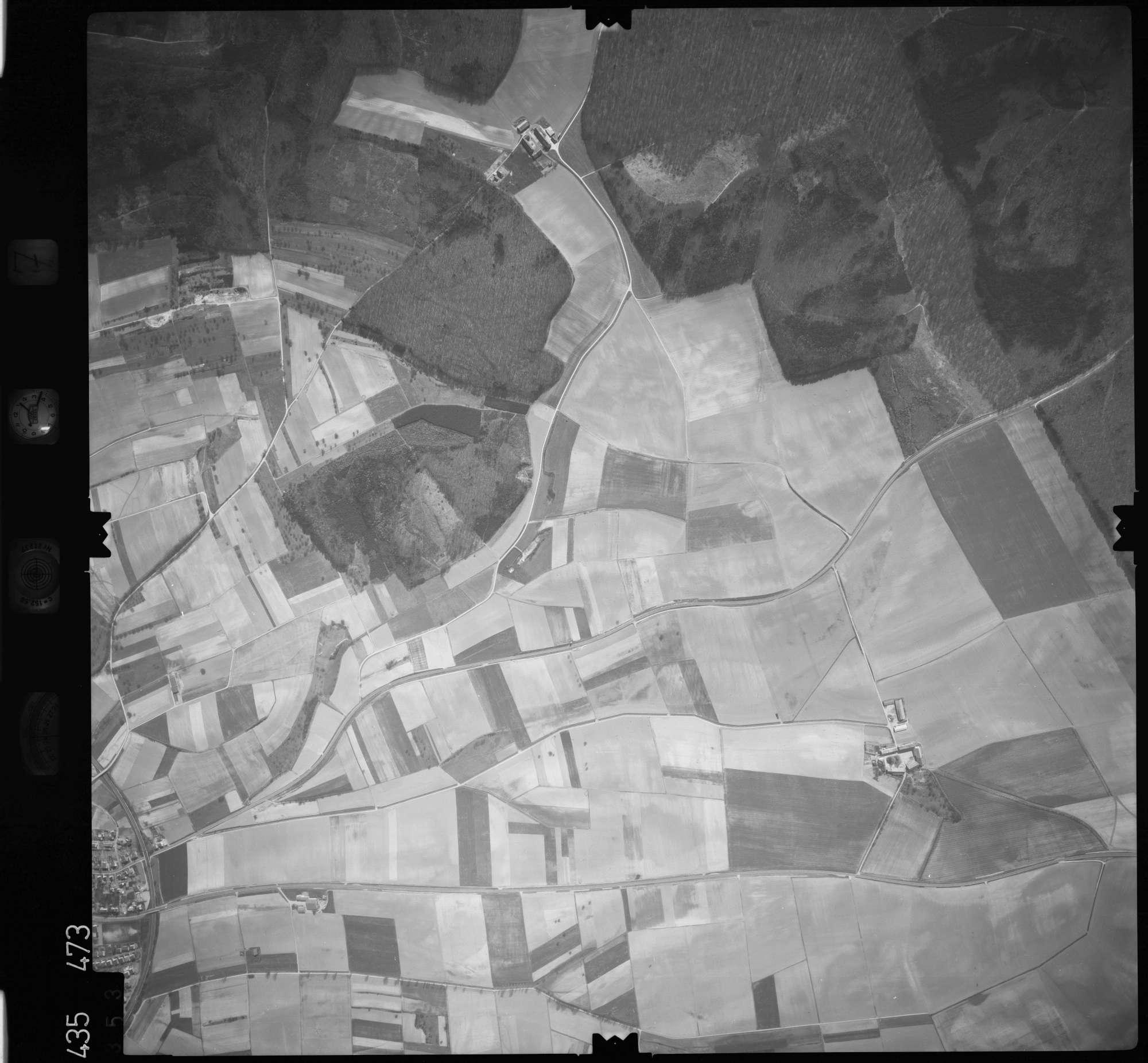Luftbild: Film 7 Bildnr. 353, Bild 1