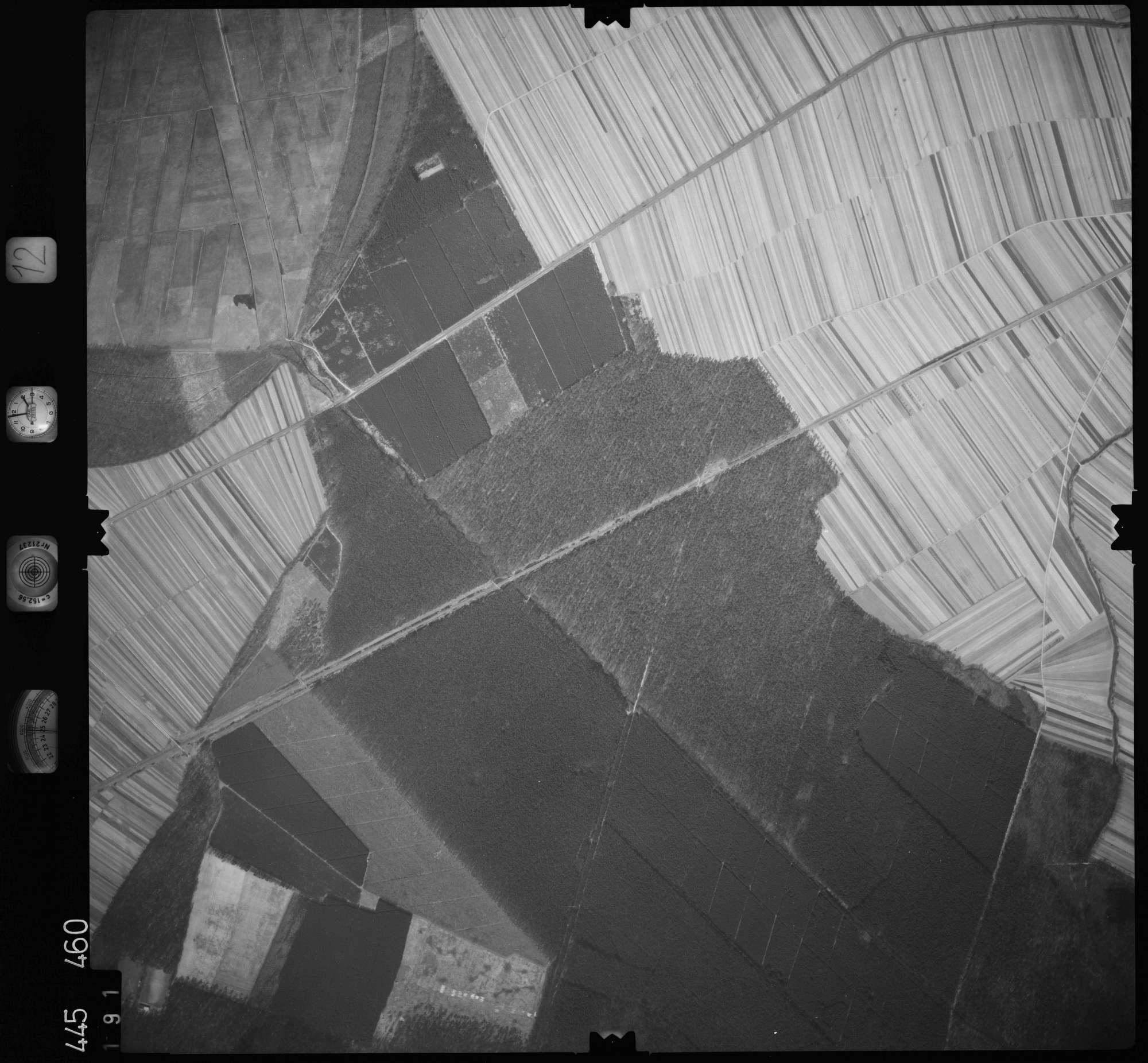 Luftbild: Film 12 Bildnr. 191, Bild 1
