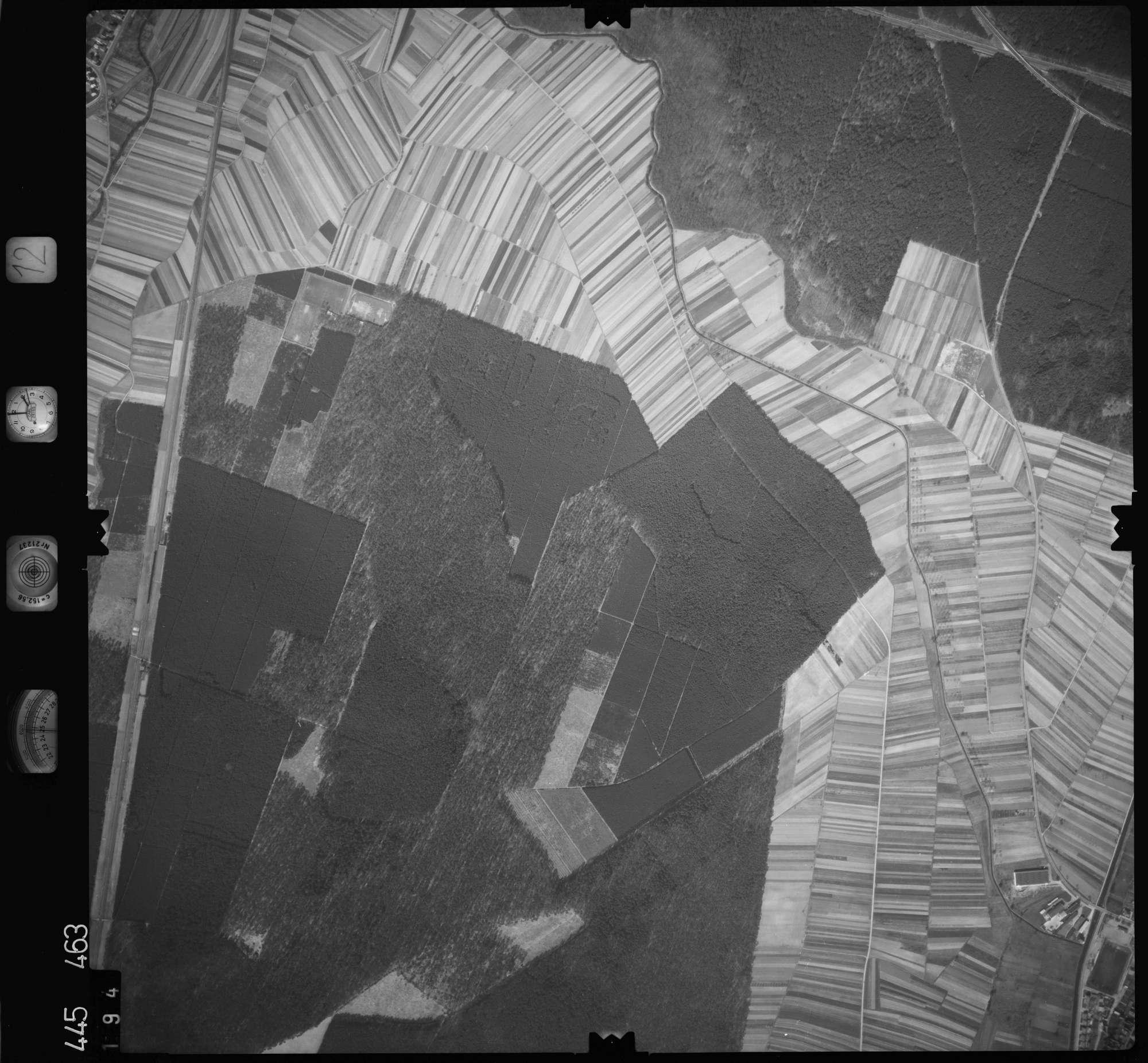 Luftbild: Film 12 Bildnr. 194, Bild 1