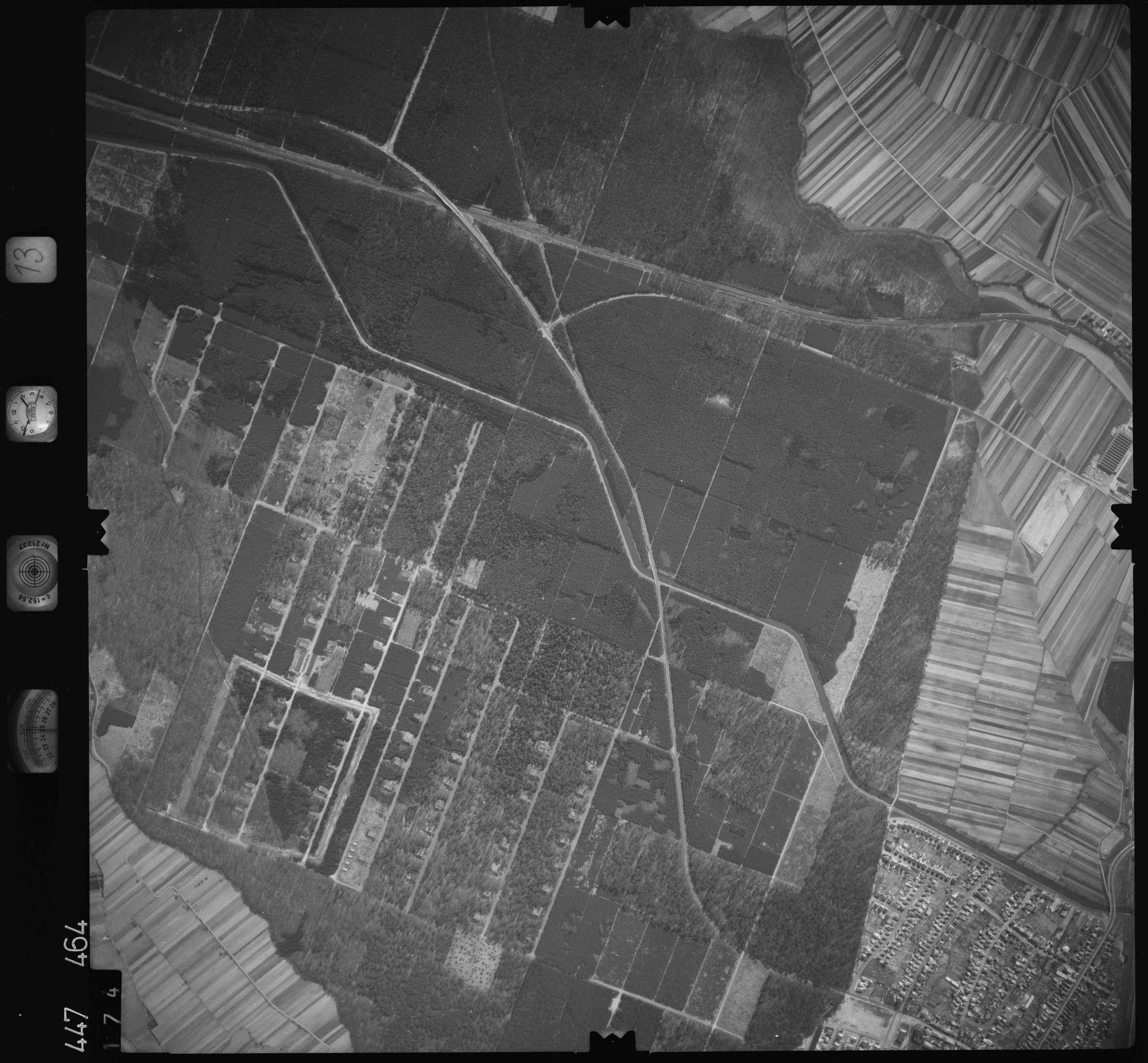 Luftbild: Film 13 Bildnr. 174, Bild 1