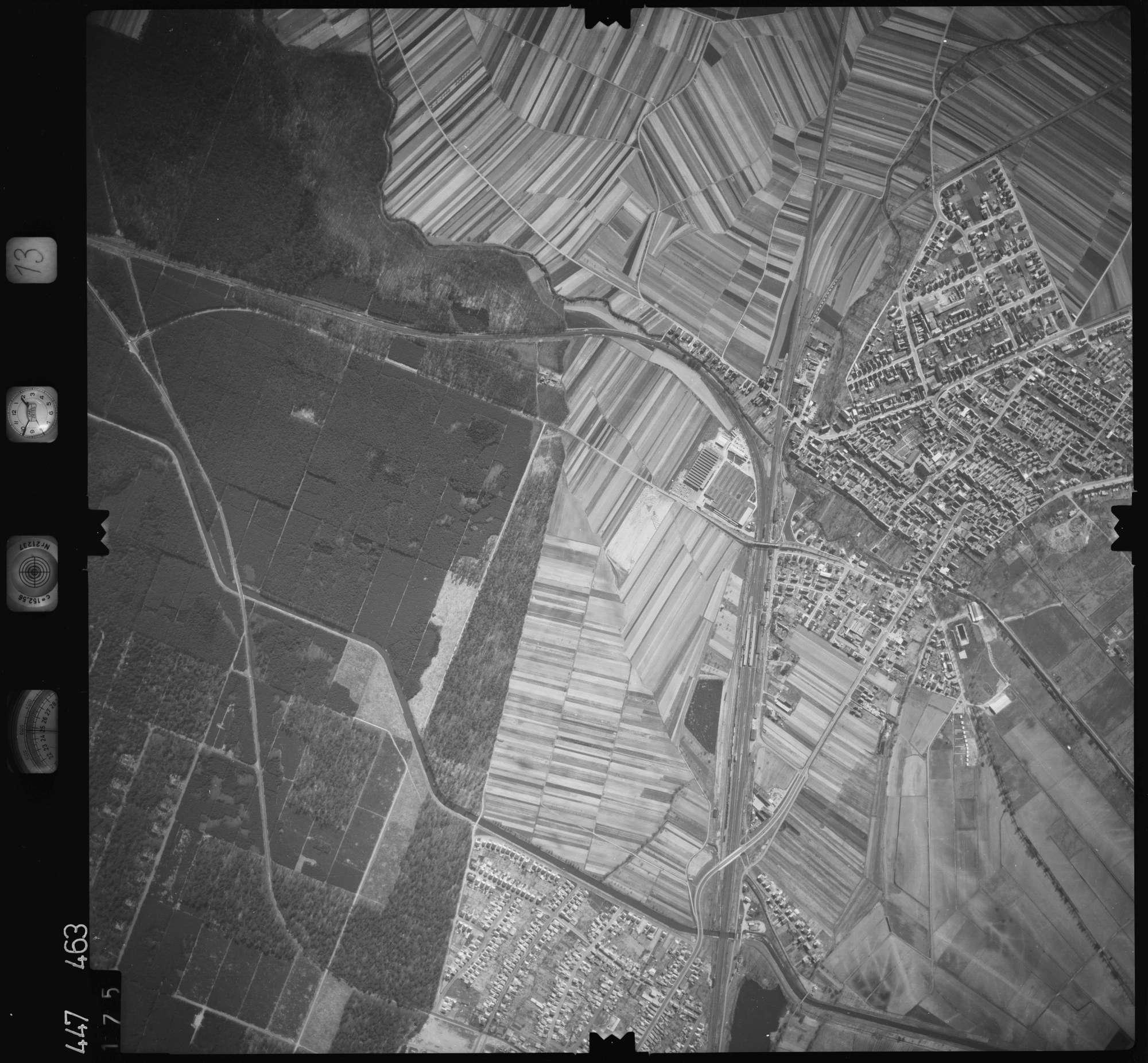 Luftbild: Film 13 Bildnr. 175, Bild 1