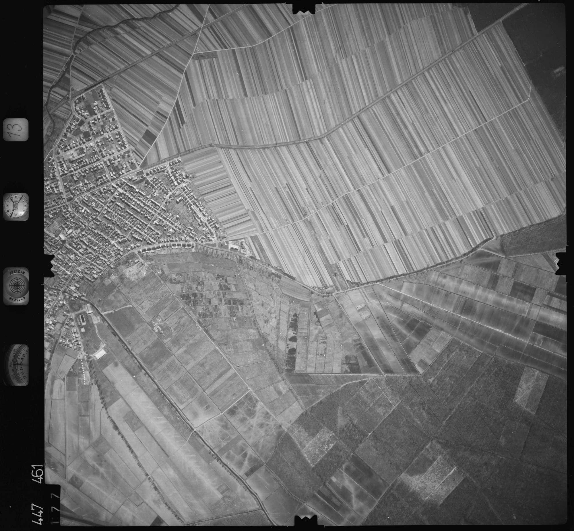 Luftbild: Film 13 Bildnr. 177, Bild 1