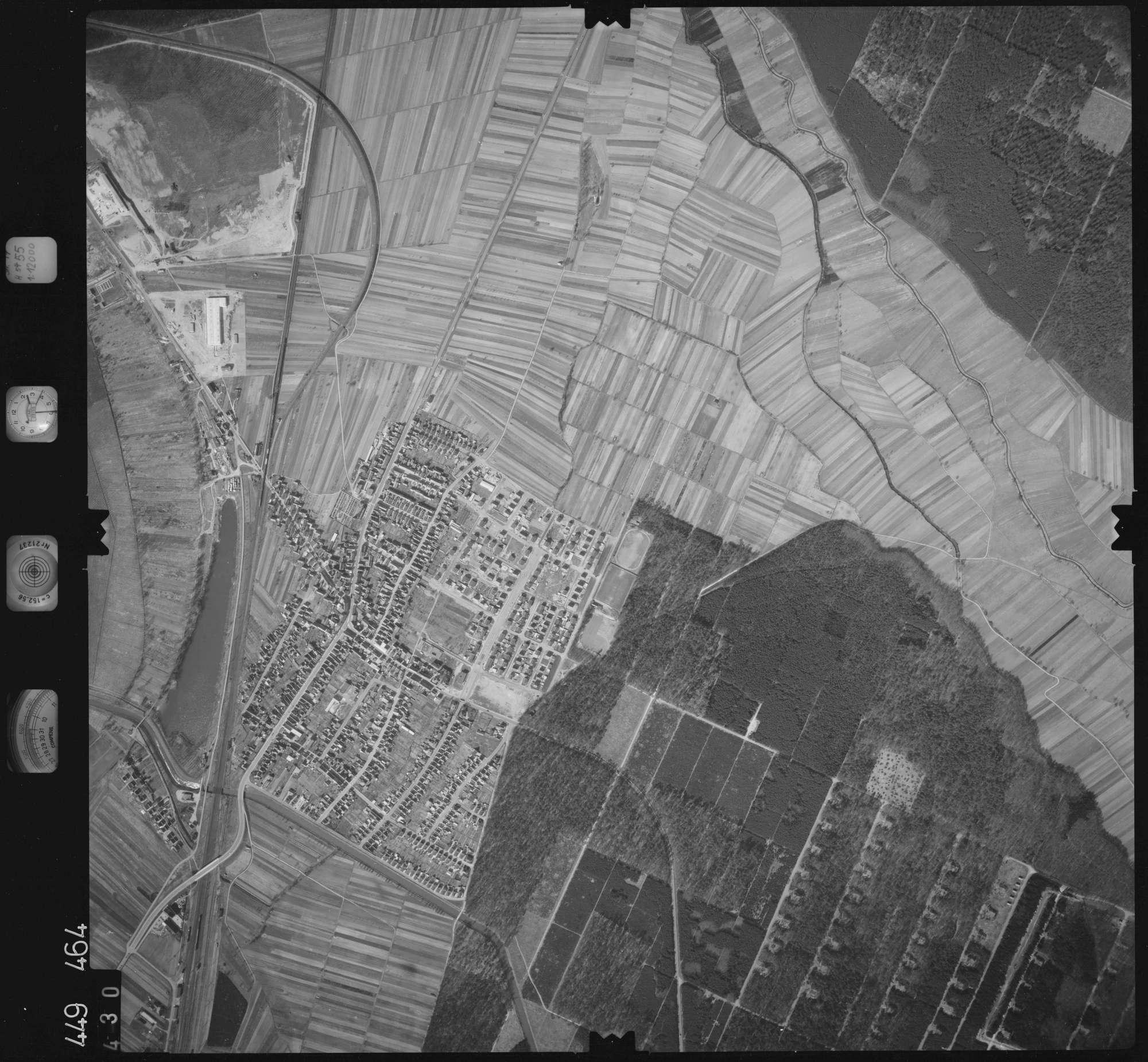 Luftbild: Film 14 Bildnr. 430, Bild 1