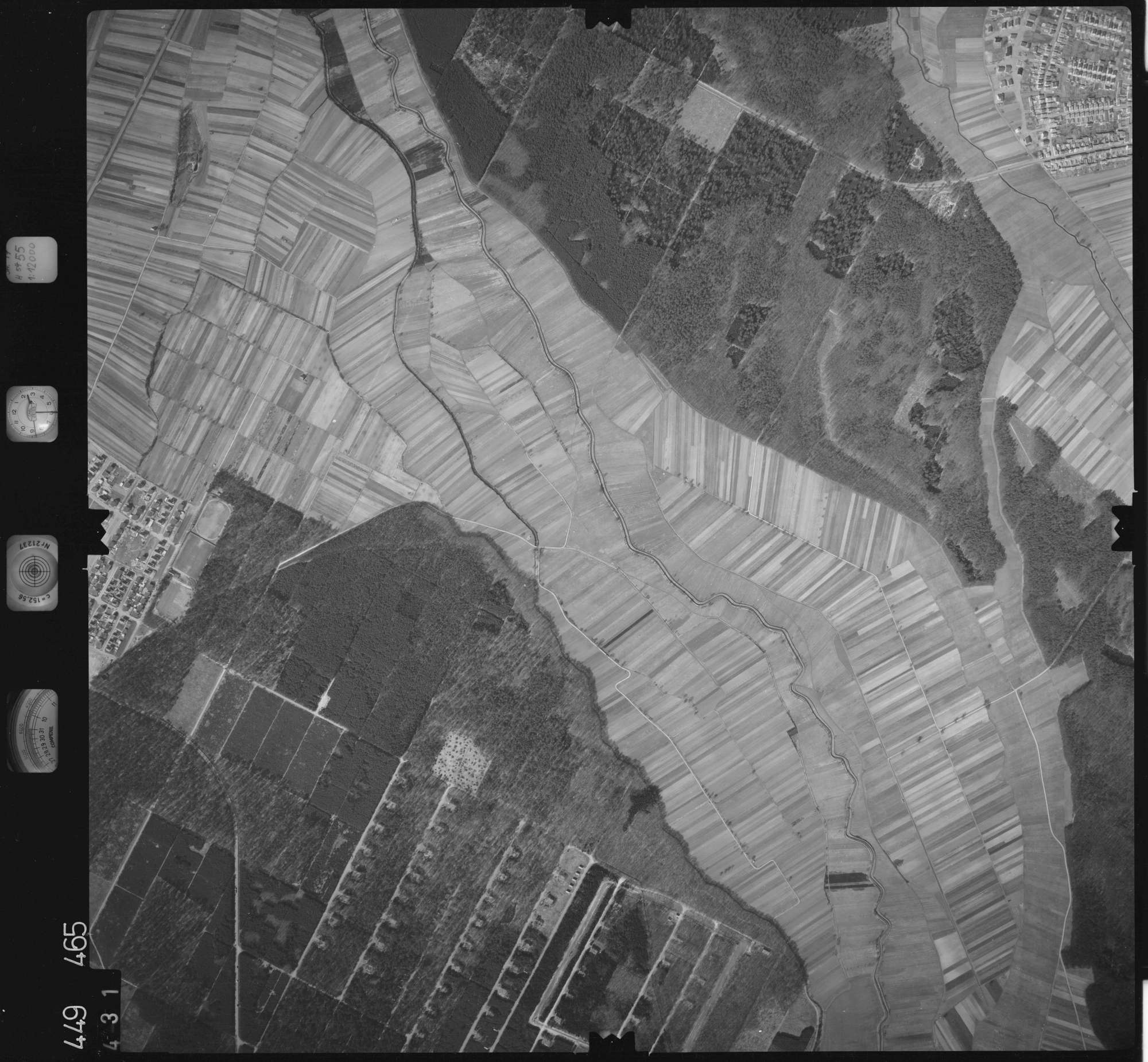 Luftbild: Film 14 Bildnr. 431, Bild 1