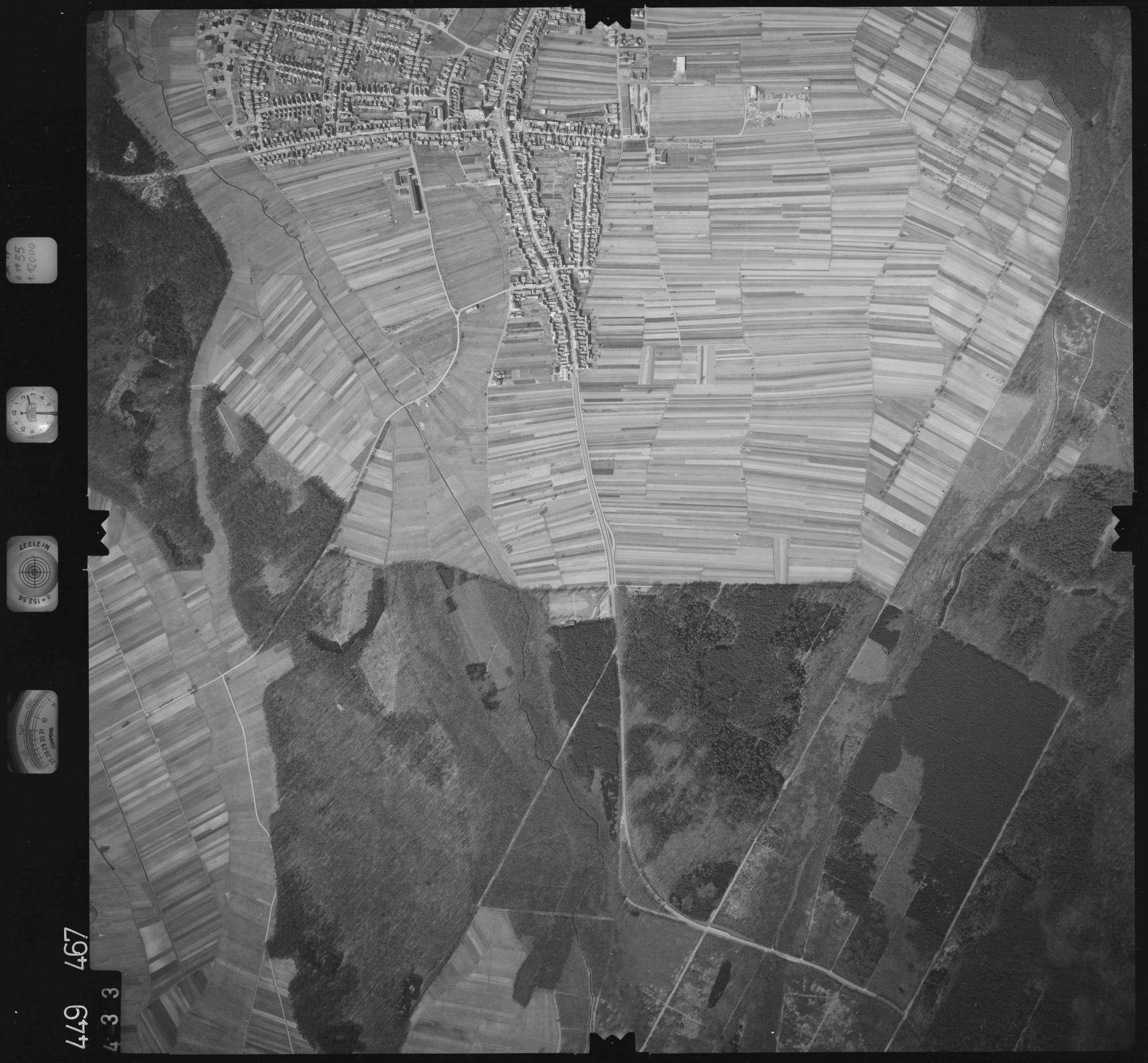 Luftbild: Film 14 Bildnr. 433, Bild 1