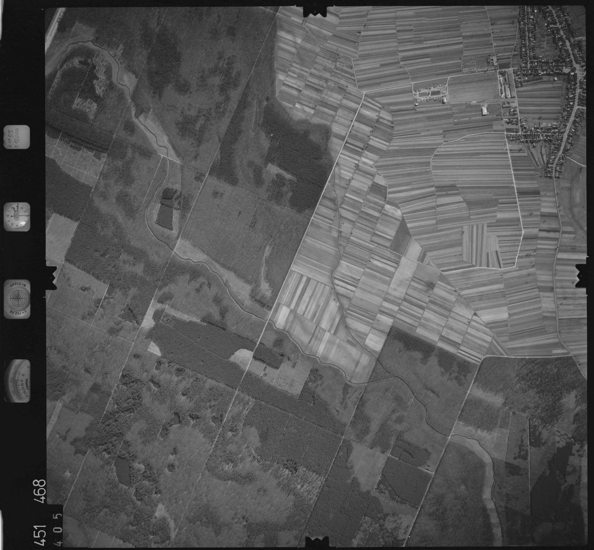 Luftbild: Film 15 Bildnr. 405, Bild 1