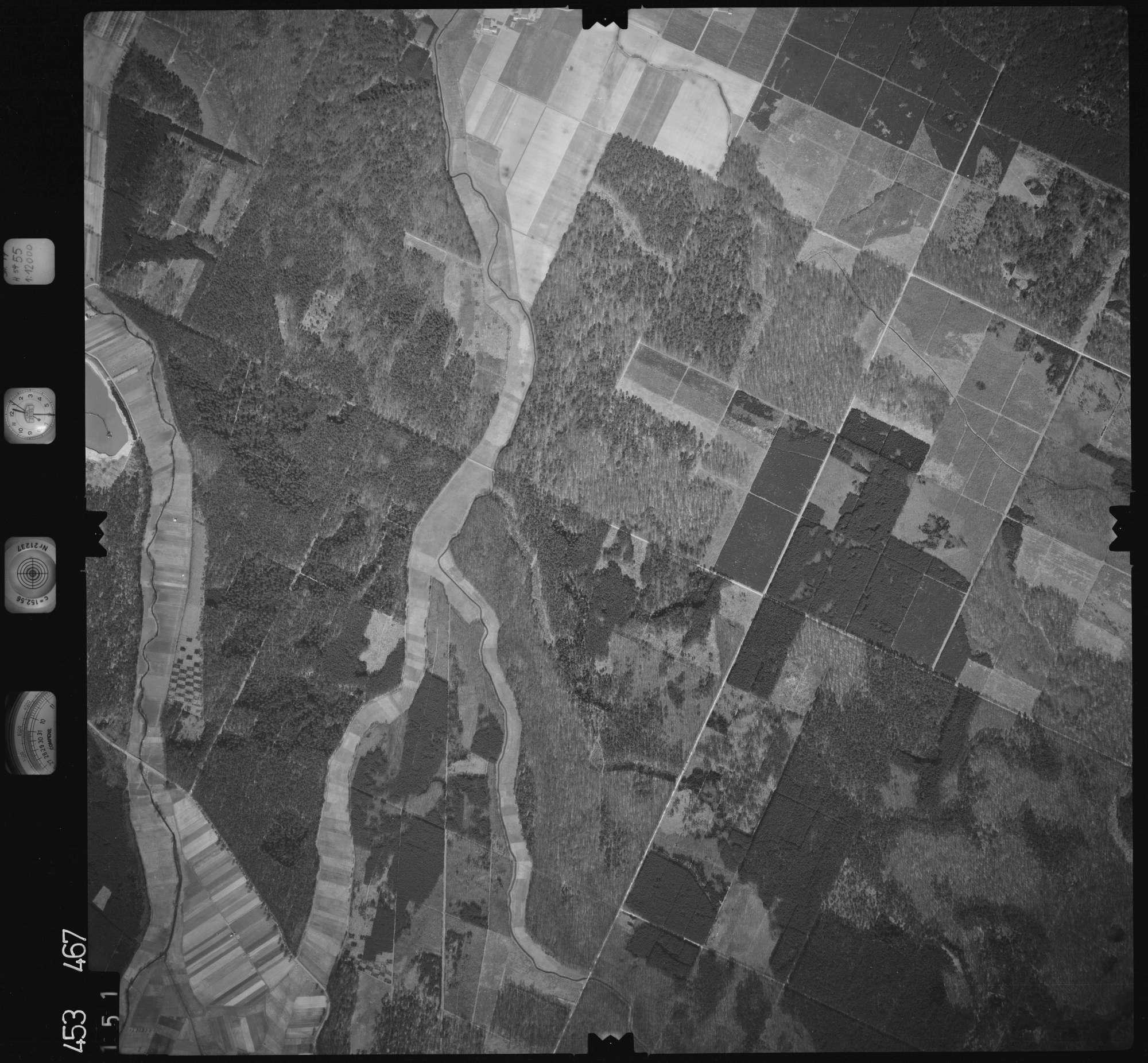 Luftbild: Film 16 Bildnr. 151, Bild 1