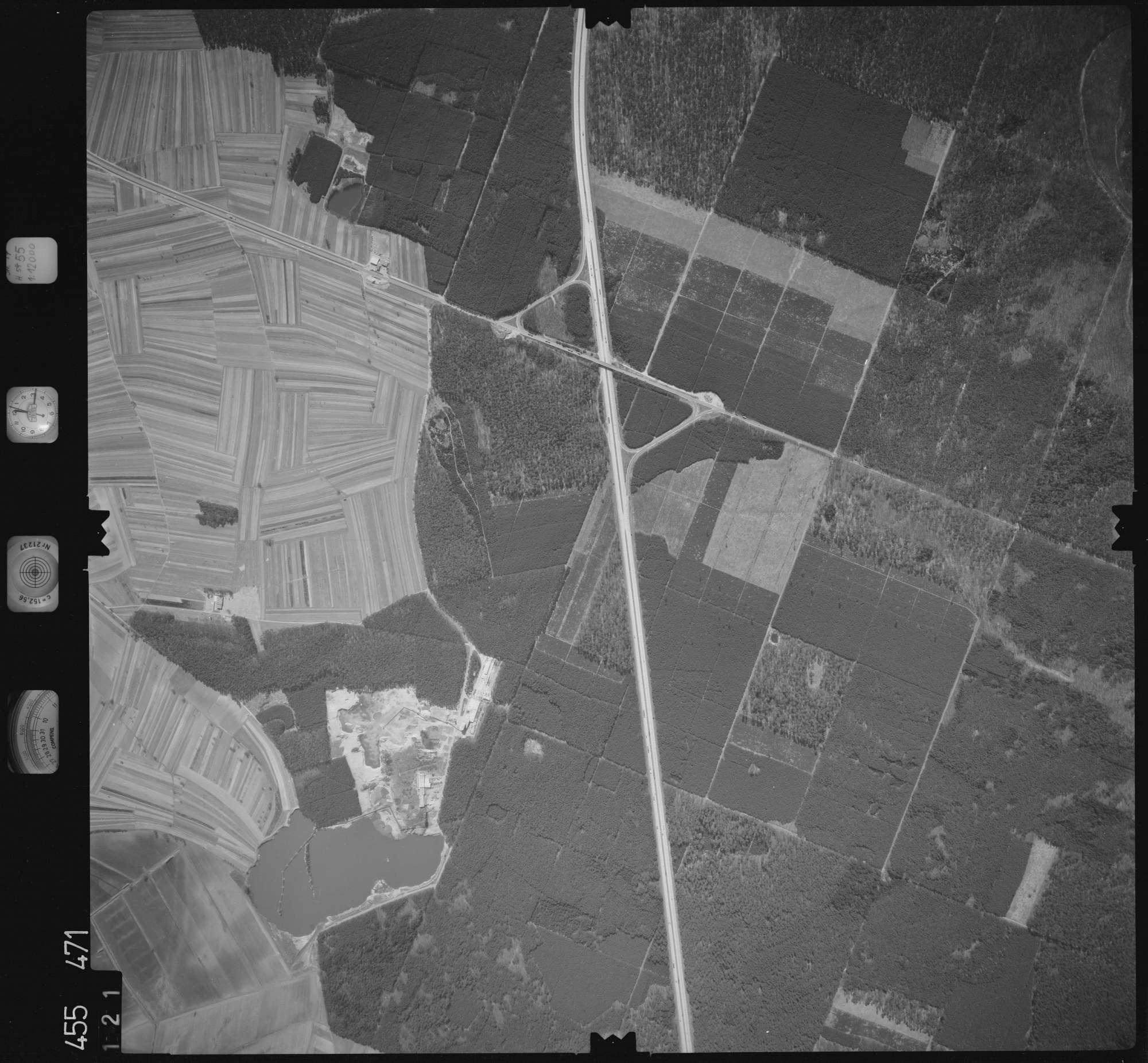 Luftbild: Film 17 Bildnr. 121, Bild 1