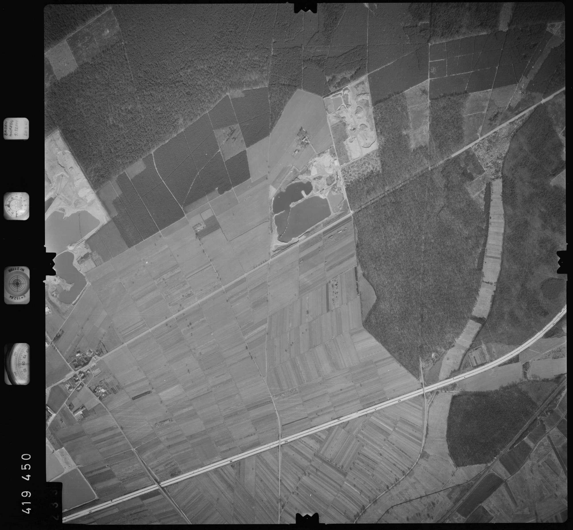 Luftbild: Film 1 Bildnr. 233, Bild 1