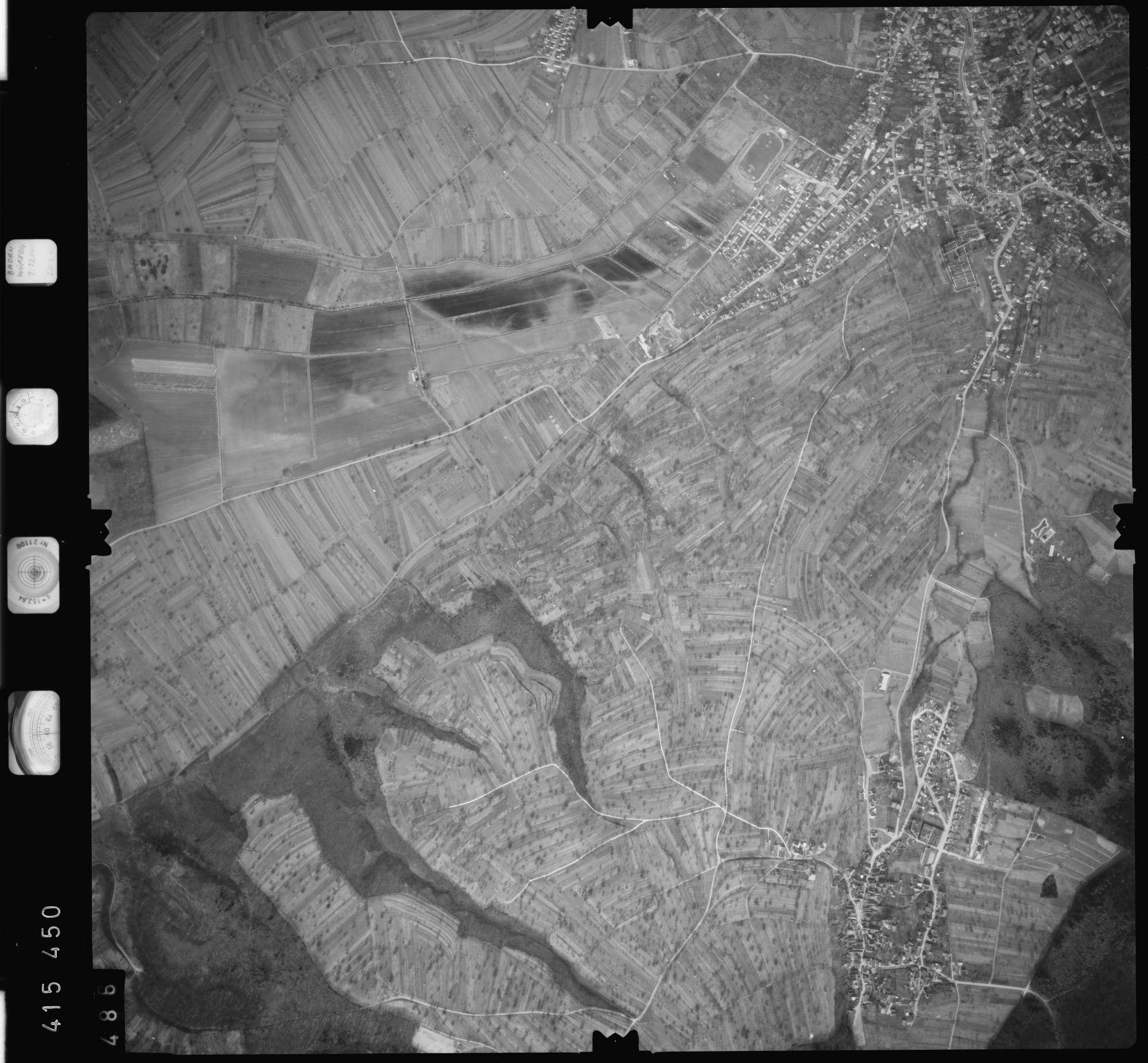Luftbild: Film 2 Bildnr. 486, Bild 1